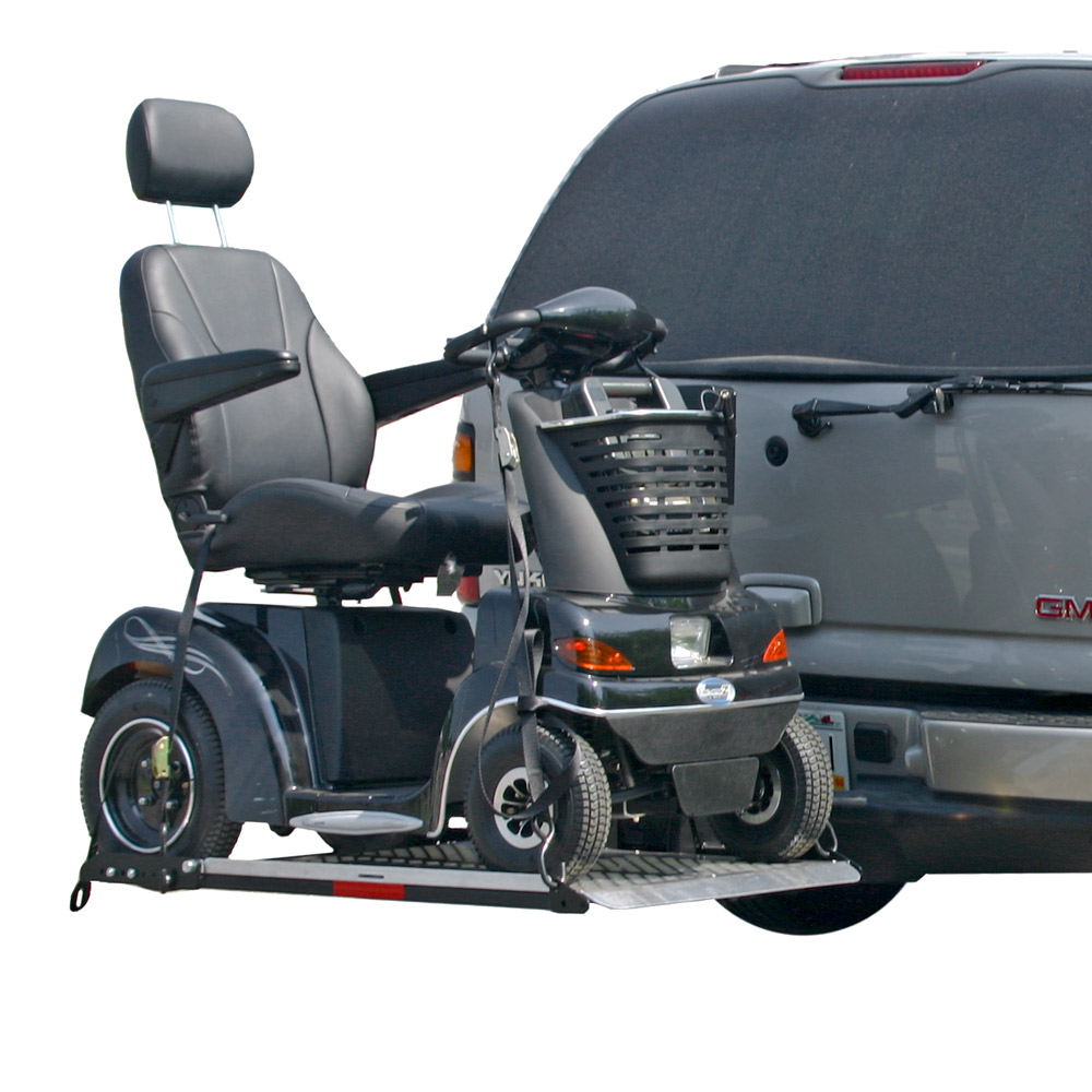 Electric power wheelchair scooter mobility lift for Motorized wheelchair lifts for cars