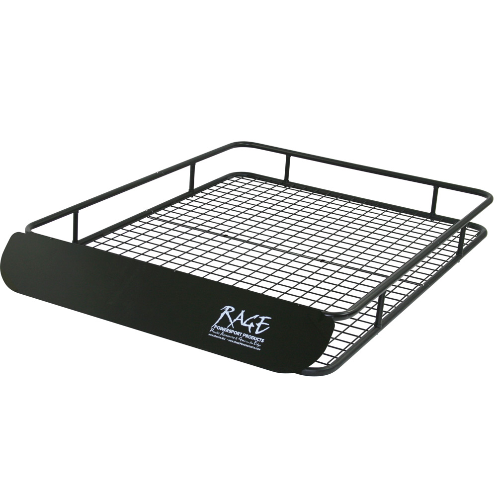 "Rage Powersports 62.5"" Roof Luggage Cargo Storage Rack with Fairing at Sears.com"