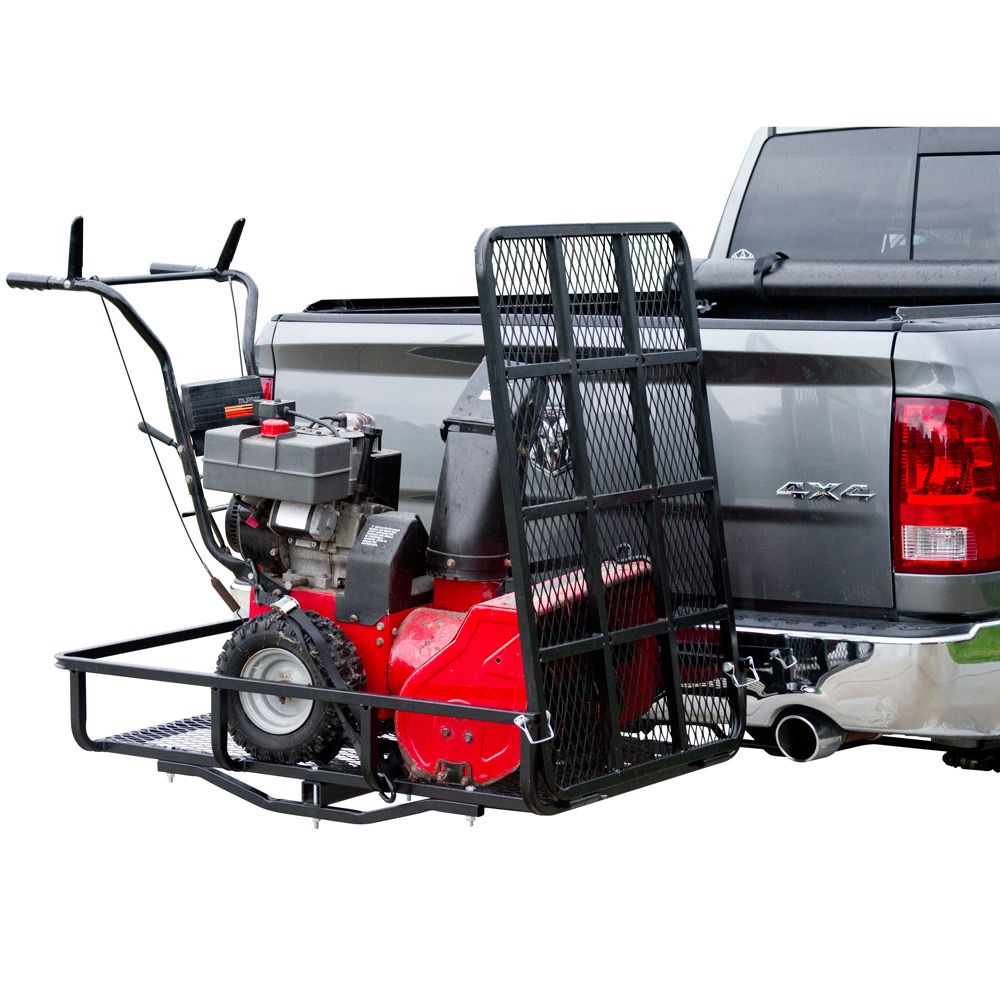Rage Powersports 48 Quot Hitch Mounted Utility Cargo Carrier