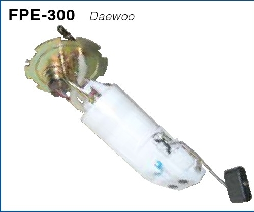 how to change fuel pump in daewoo lanos