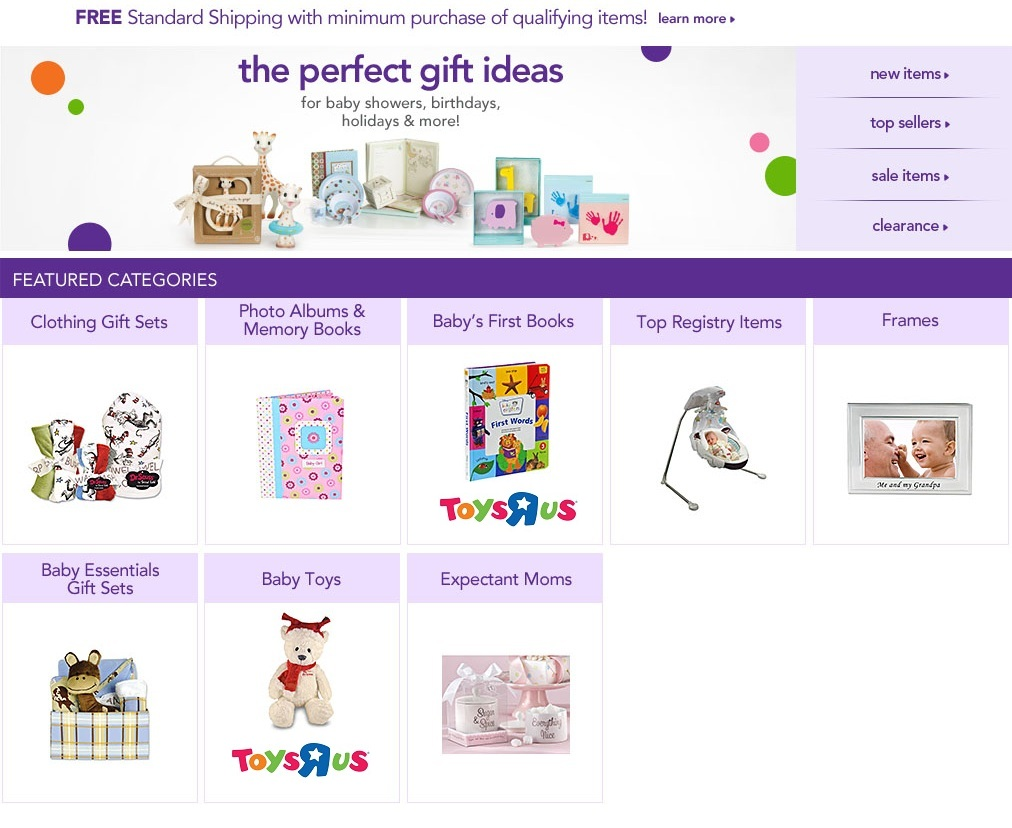 Baby Gift Ideas