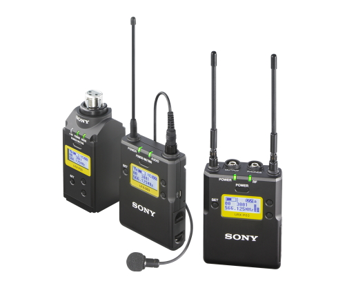 Sony LAV MIC, BODYPACK TX, PLUG-ON TX AND PORTABLE RX  WIRELESS SYSTEM UWPD16/14 at Sears.com