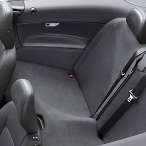 Volvo C70 2006: New Genuine Volvo C70 2006-Up Rear Seat Cover