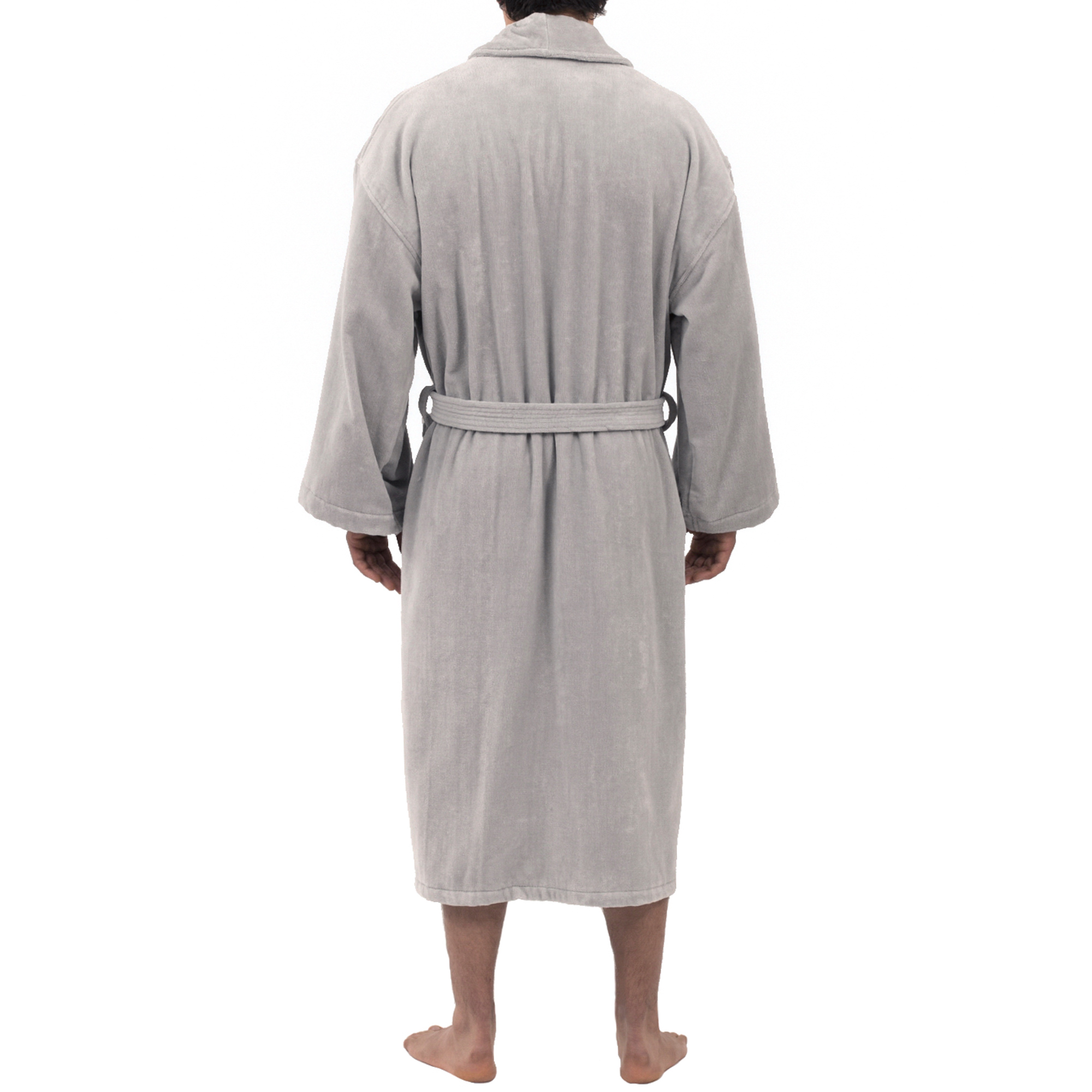 8949f9293c Alpine Swiss Aiden Mens Cotton Terry Cloth Bathrobe Shawl Collar ...