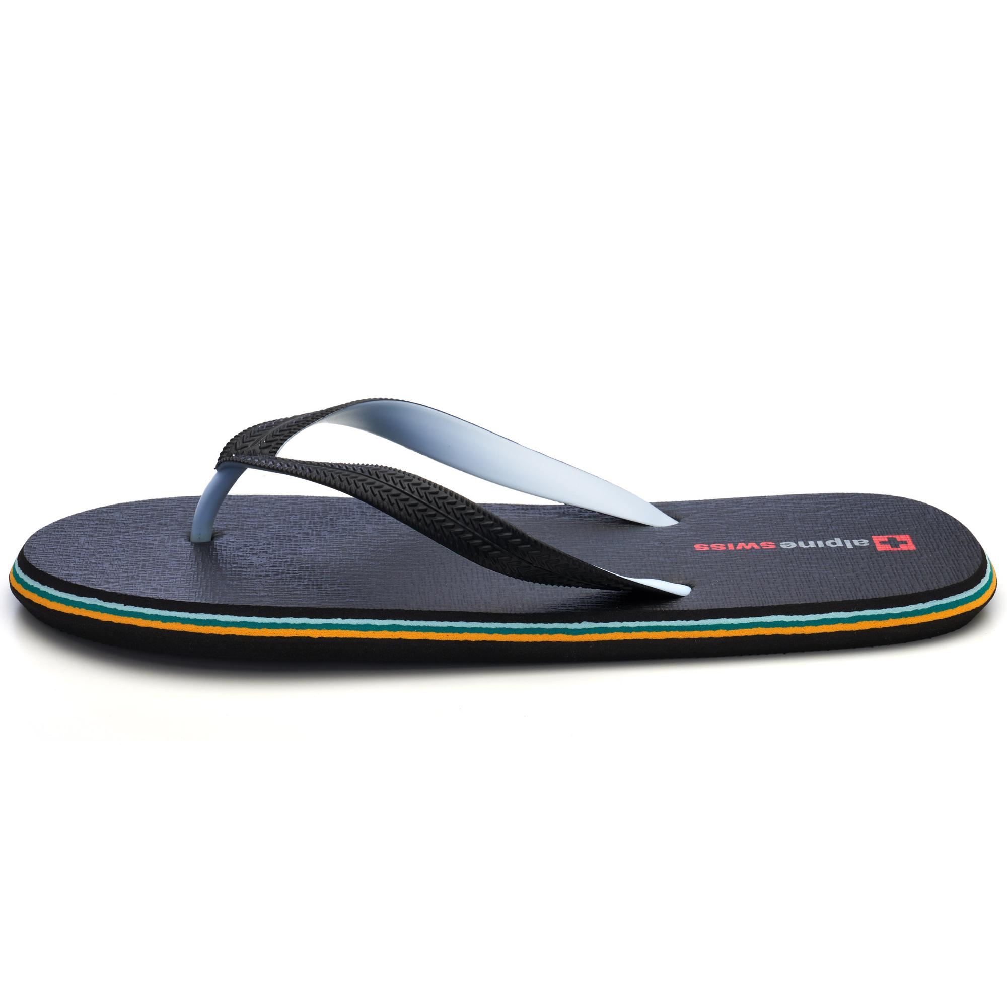 Alpine-Swiss-Mens-Flip-Flops-Beach-Sandals-Lightweight-EVA-Sole-Comfort-Thongs thumbnail 19