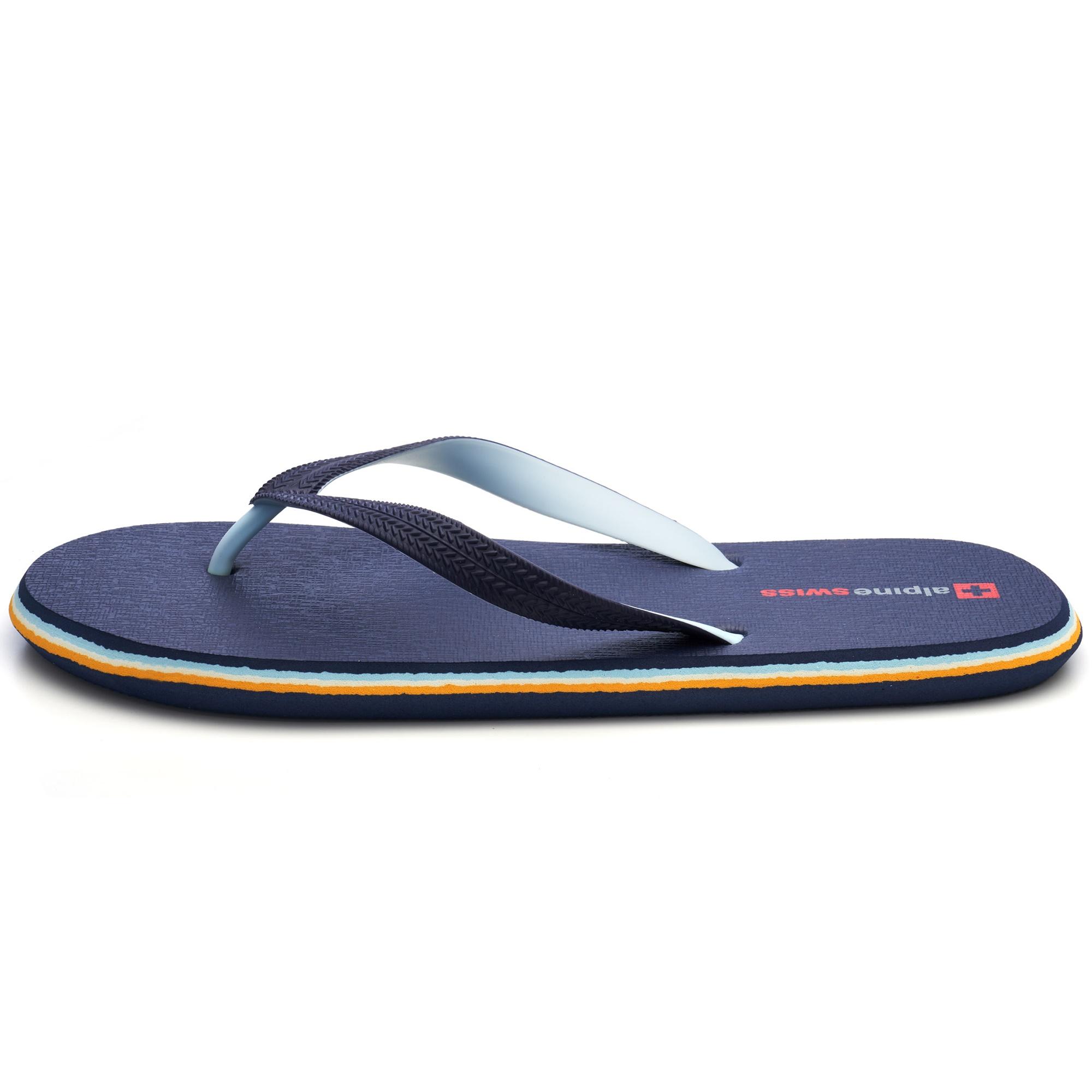 Alpine-Swiss-Mens-Flip-Flops-Beach-Sandals-Lightweight-EVA-Sole-Comfort-Thongs thumbnail 29