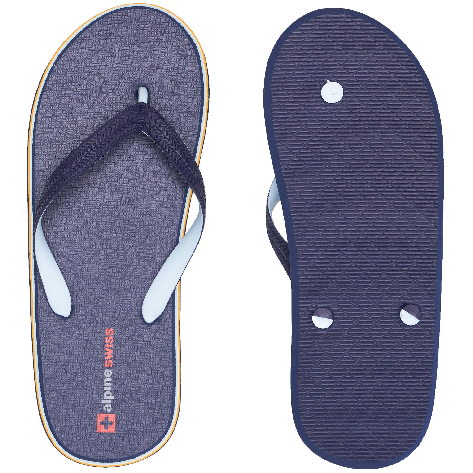 Alpine-Swiss-Mens-Flip-Flops-Beach-Sandals-Lightweight-EVA-Sole-Comfort-Thongs thumbnail 31