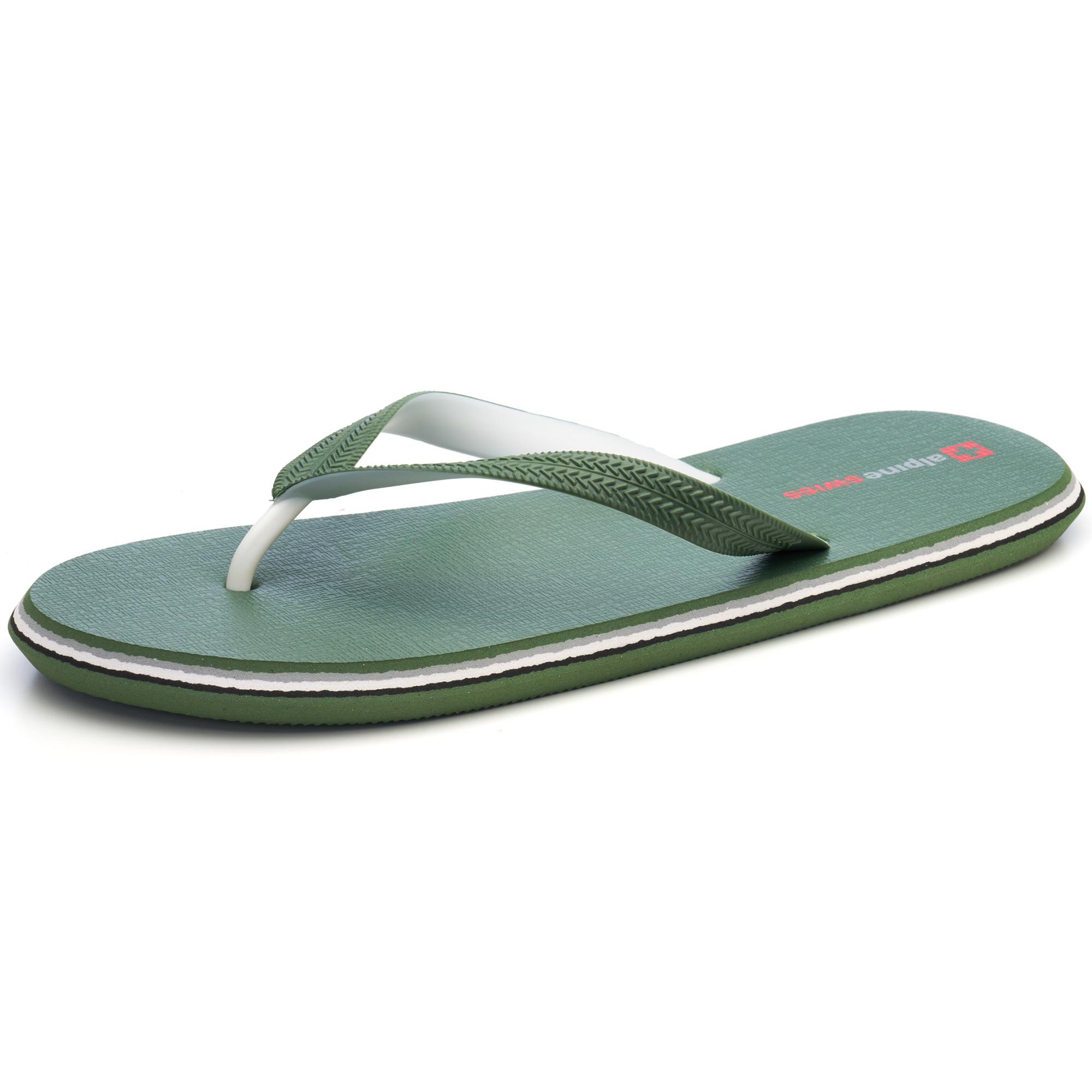 Alpine-Swiss-Mens-Flip-Flops-Beach-Sandals-Lightweight-EVA-Sole-Comfort-Thongs thumbnail 40