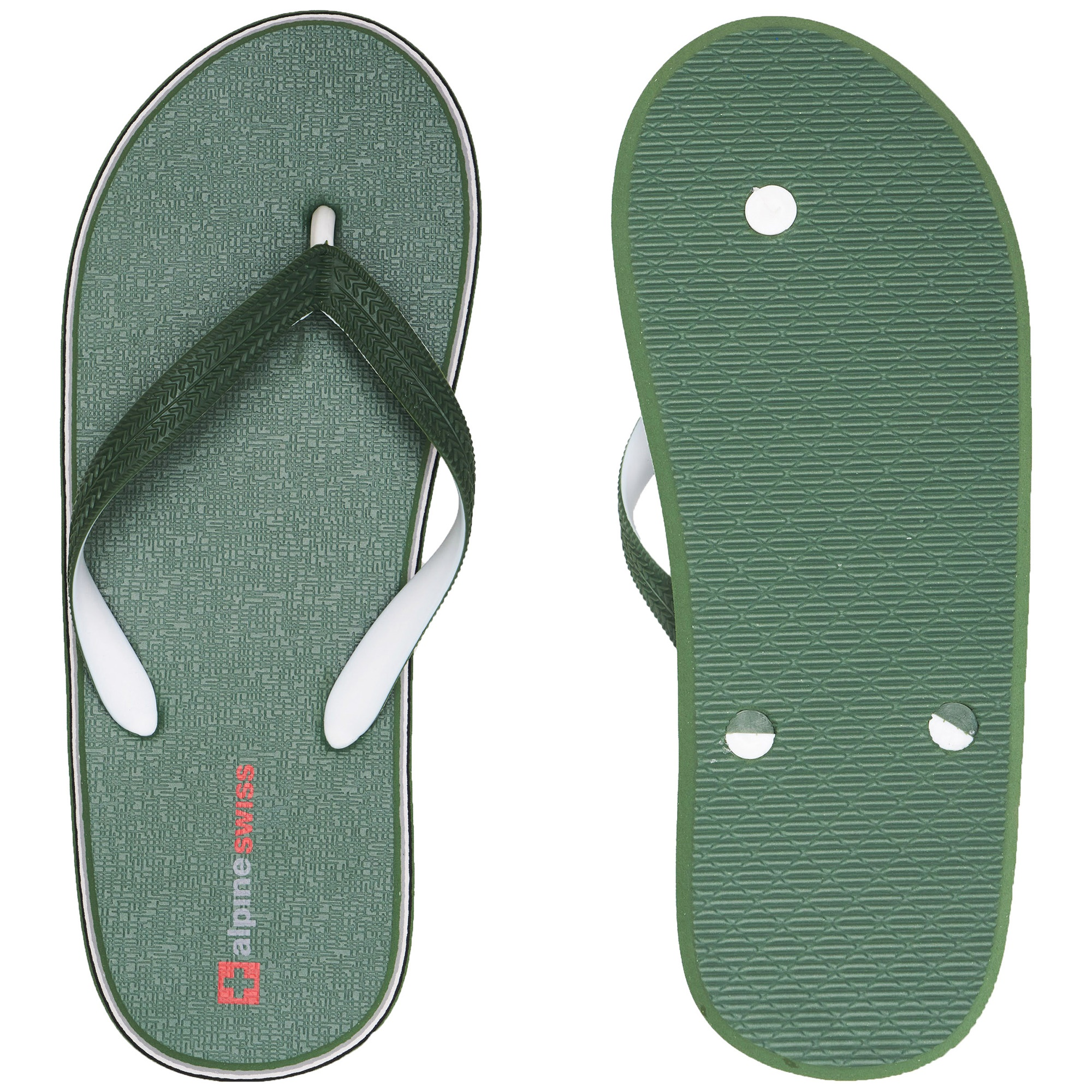 Alpine-Swiss-Mens-Flip-Flops-Beach-Sandals-Lightweight-EVA-Sole-Comfort-Thongs thumbnail 31