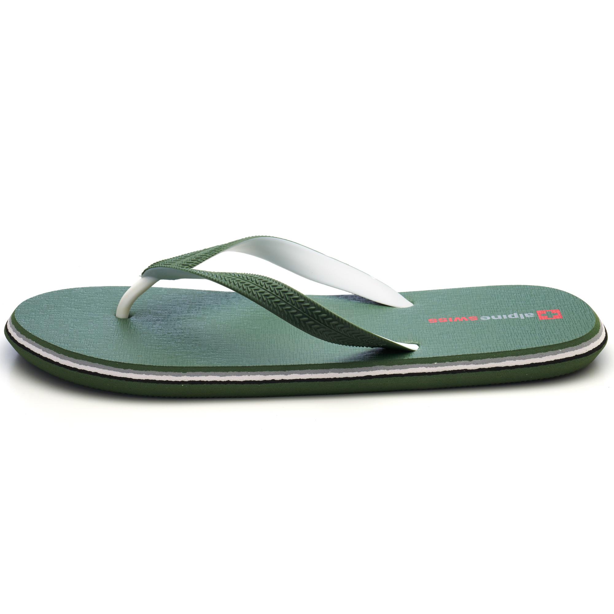 Alpine-Swiss-Mens-Flip-Flops-Beach-Sandals-Lightweight-EVA-Sole-Comfort-Thongs thumbnail 39