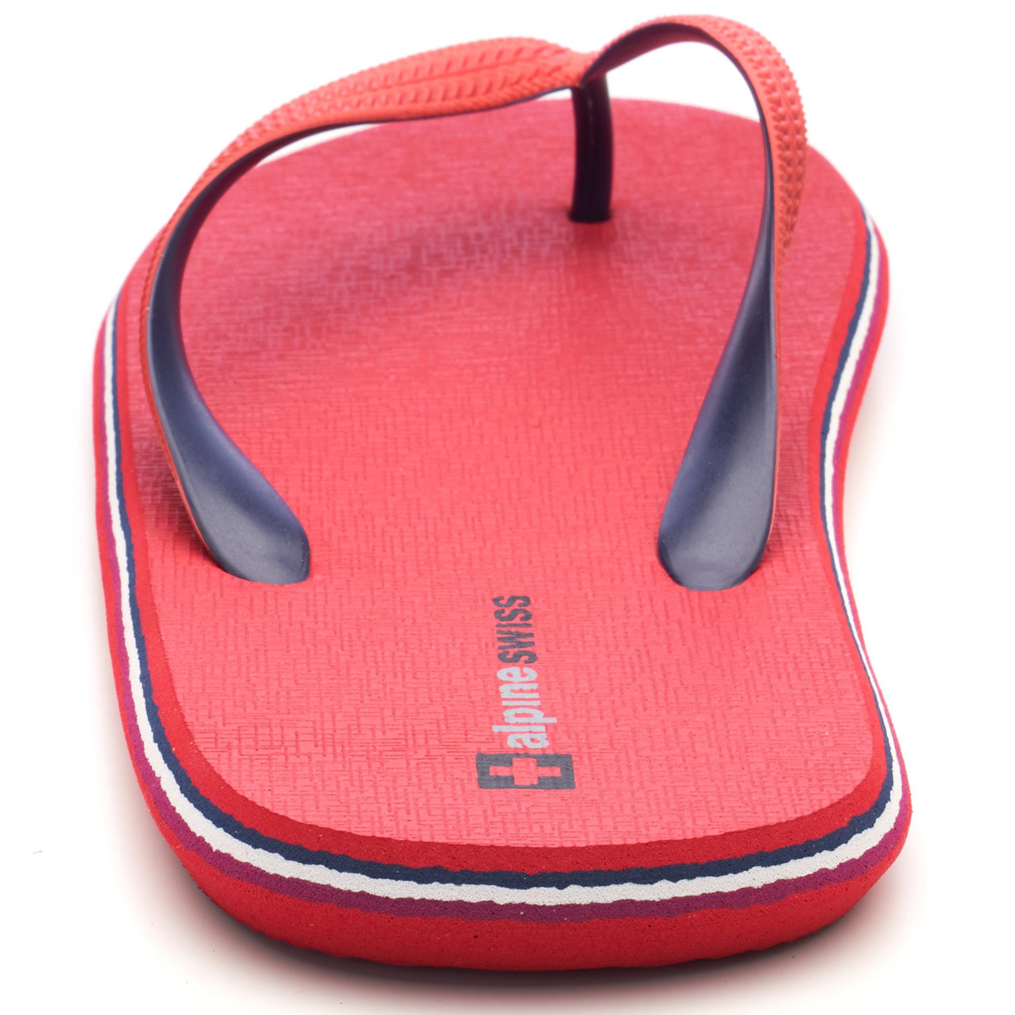 Alpine-Swiss-Mens-Flip-Flops-Beach-Sandals-Lightweight-EVA-Sole-Comfort-Thongs thumbnail 47
