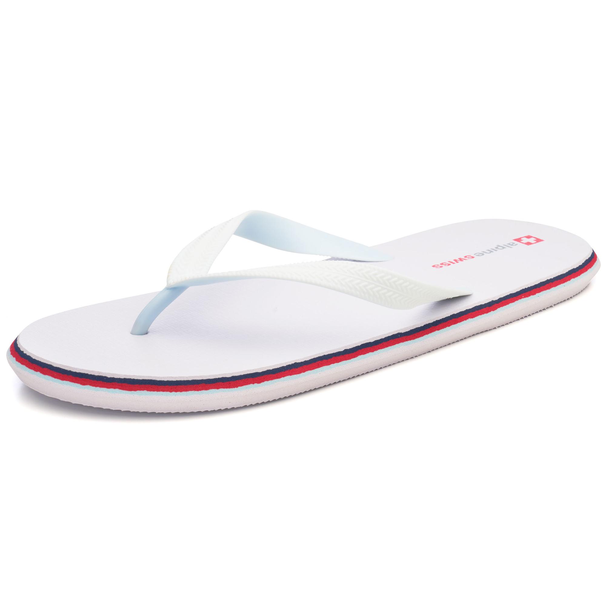 Alpine-Swiss-Mens-Flip-Flops-Beach-Sandals-Lightweight-EVA-Sole-Comfort-Thongs thumbnail 61