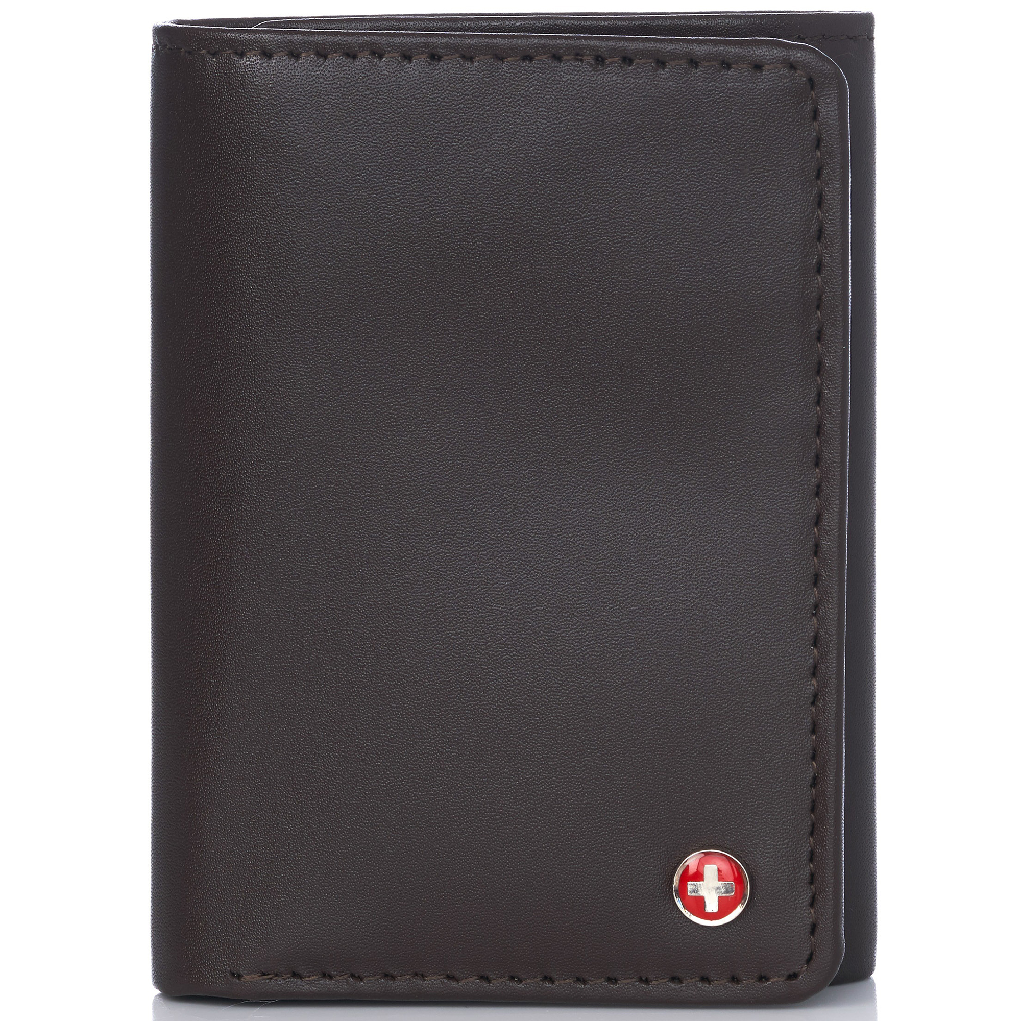 Alpine-Swiss-RFID-Mens-Wallet-Deluxe-Capacity-Trifold-With-Divided-Bill-Section thumbnail 61