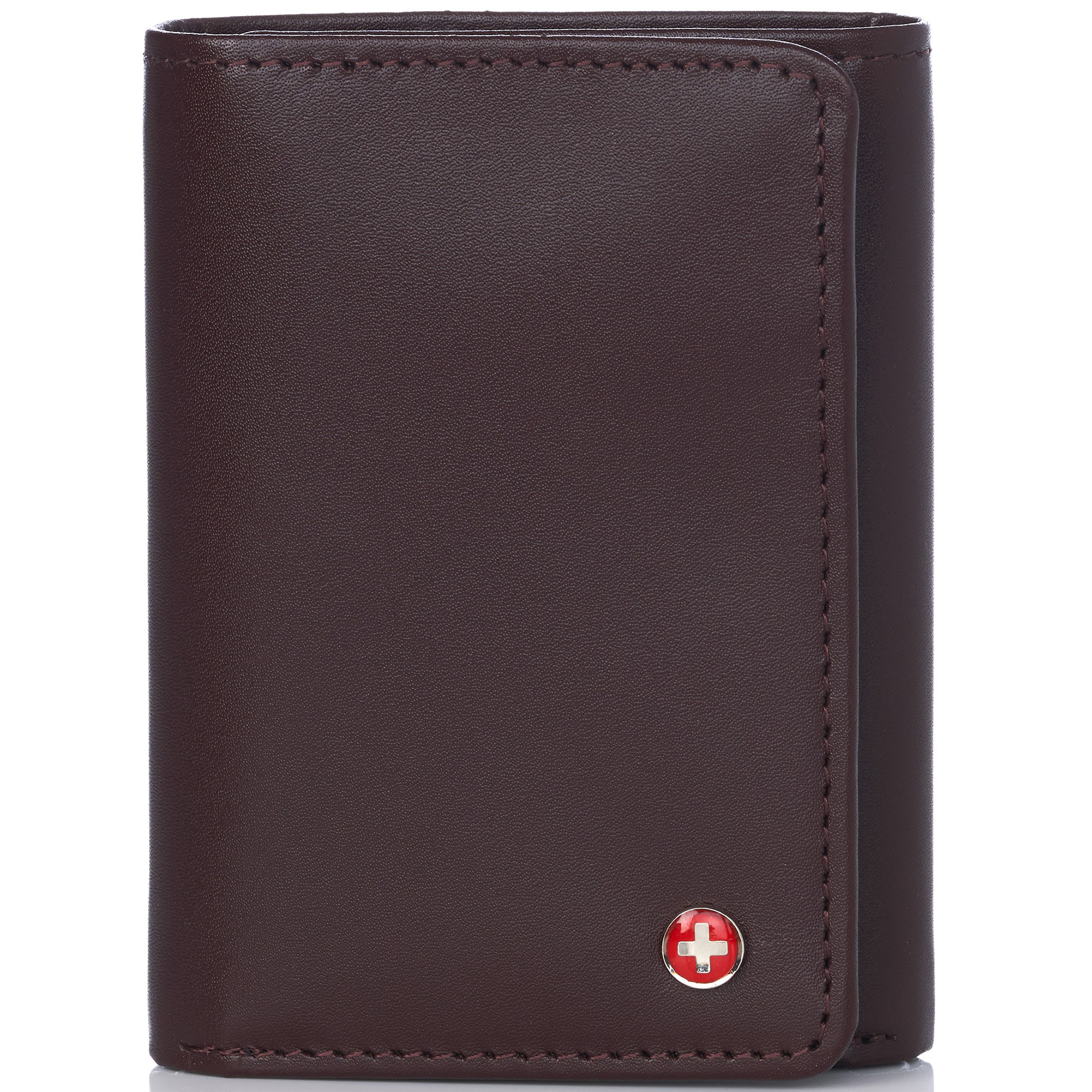 Alpine-Swiss-RFID-Mens-Wallet-Deluxe-Capacity-Trifold-With-Divided-Bill-Section thumbnail 66