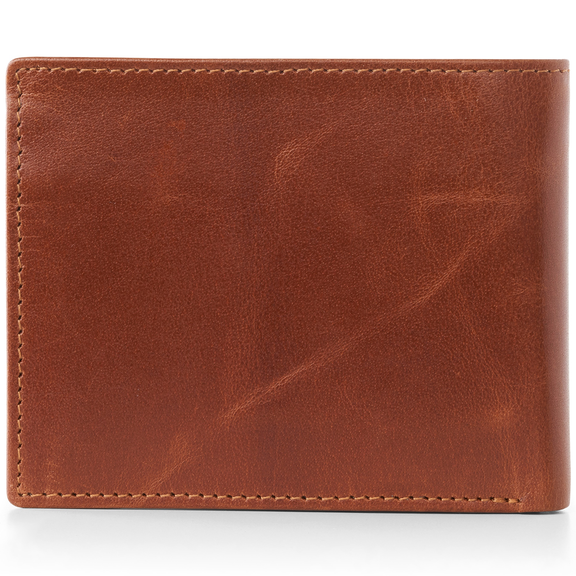 miniature 28 - Alpine-Swiss-RFID-Mens-Wallet-Deluxe-Capacity-Passcase-Bifold-Two-Bill-Sections