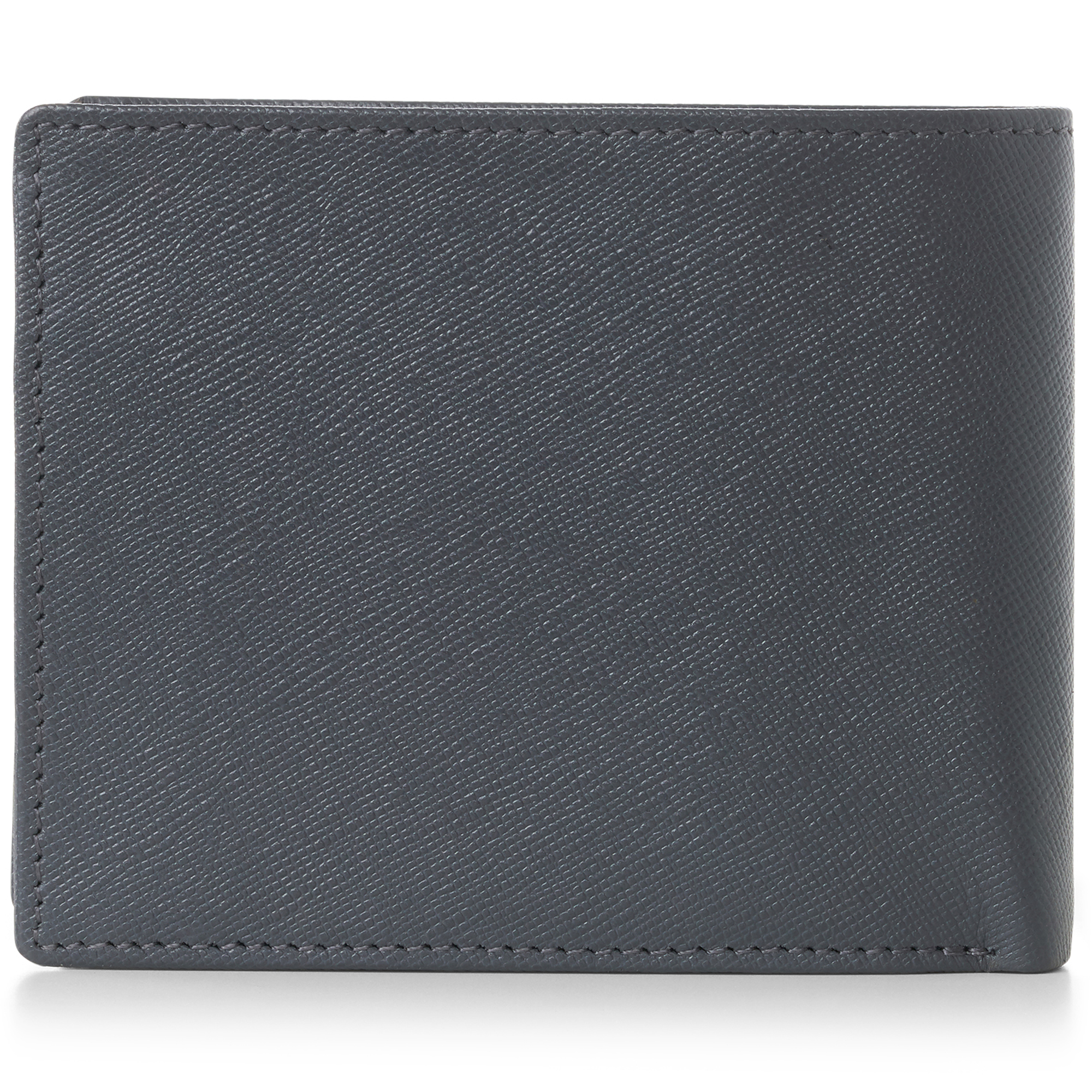 miniature 55 - Alpine-Swiss-RFID-Mens-Wallet-Deluxe-Capacity-Passcase-Bifold-Two-Bill-Sections