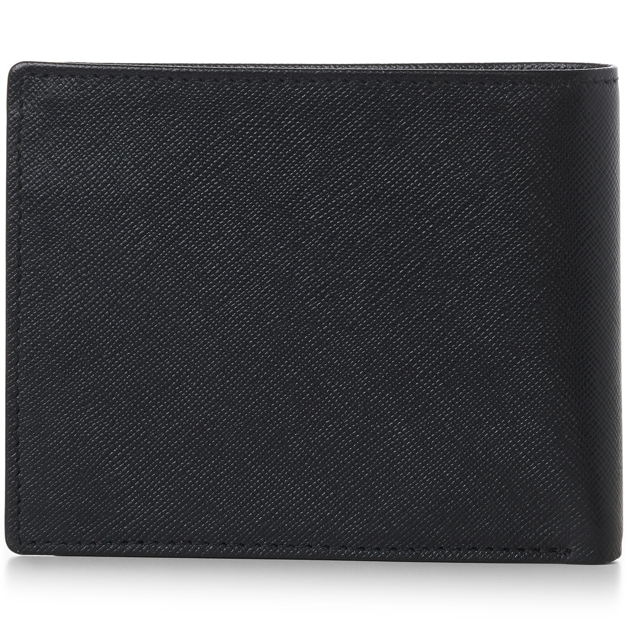 miniature 46 - Alpine-Swiss-RFID-Mens-Wallet-Deluxe-Capacity-Passcase-Bifold-Two-Bill-Sections