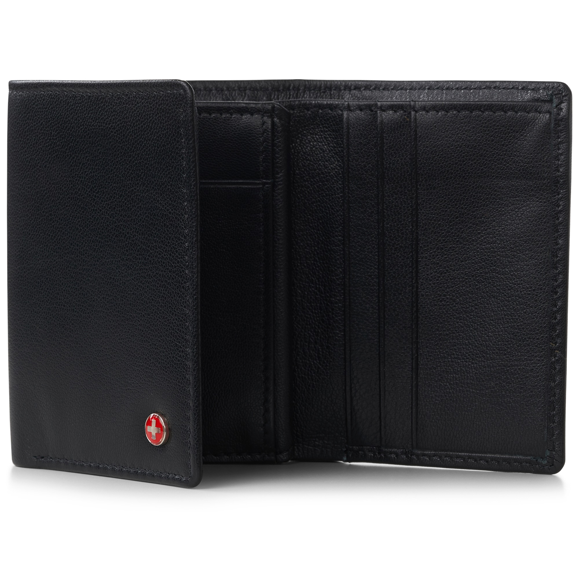 Alpine-Swiss-RFID-Mens-Wallet-Deluxe-Capacity-Trifold-With-Divided-Bill-Section thumbnail 17