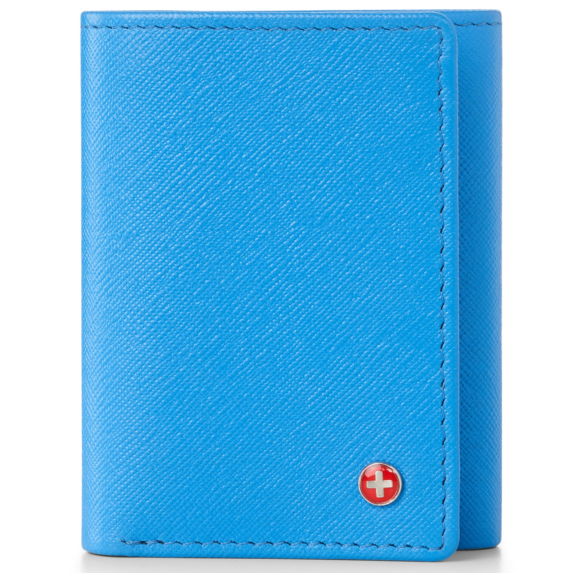 Alpine-Swiss-RFID-Mens-Wallet-Deluxe-Capacity-Trifold-With-Divided-Bill-Section thumbnail 33