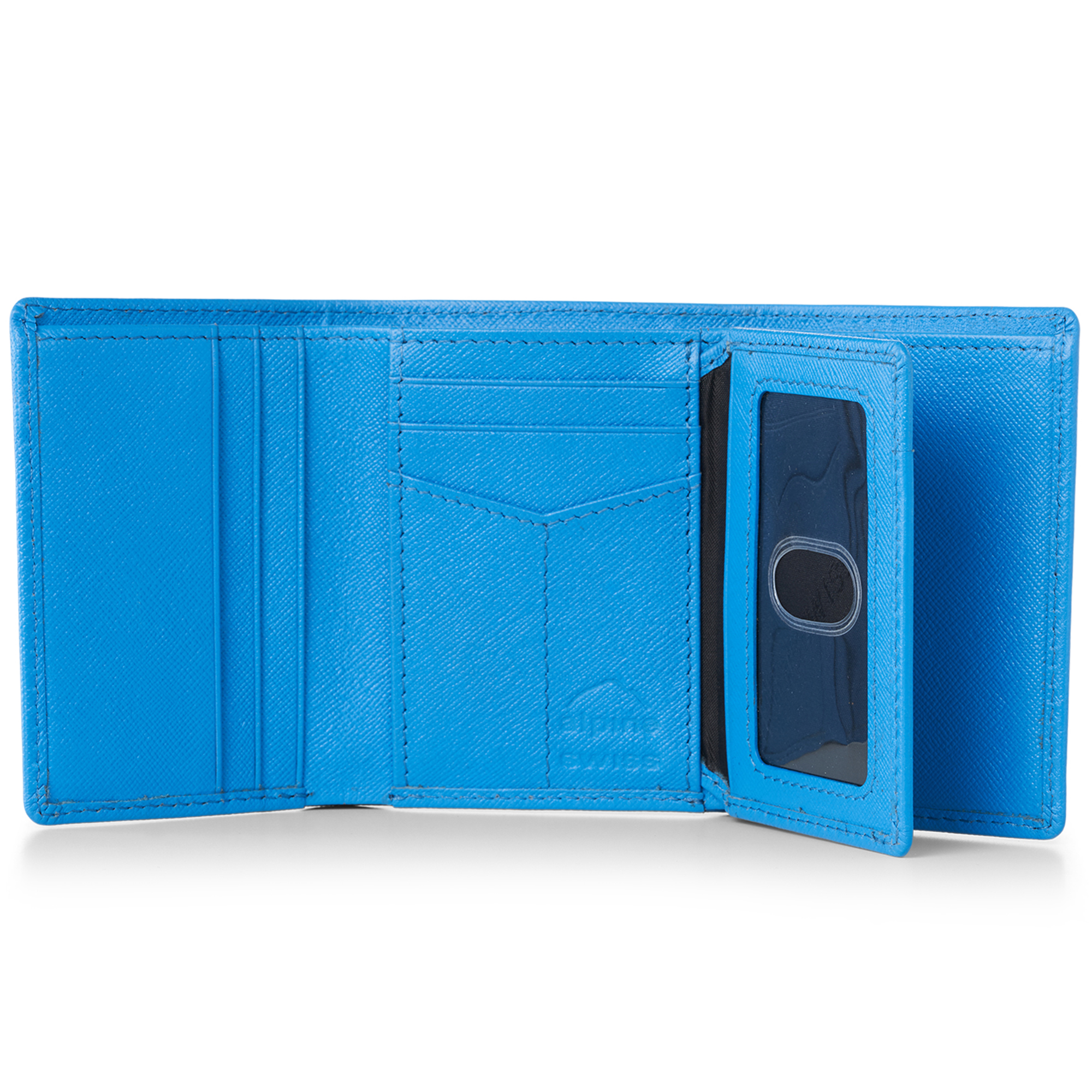Alpine-Swiss-RFID-Mens-Wallet-Deluxe-Capacity-Trifold-With-Divided-Bill-Section thumbnail 32