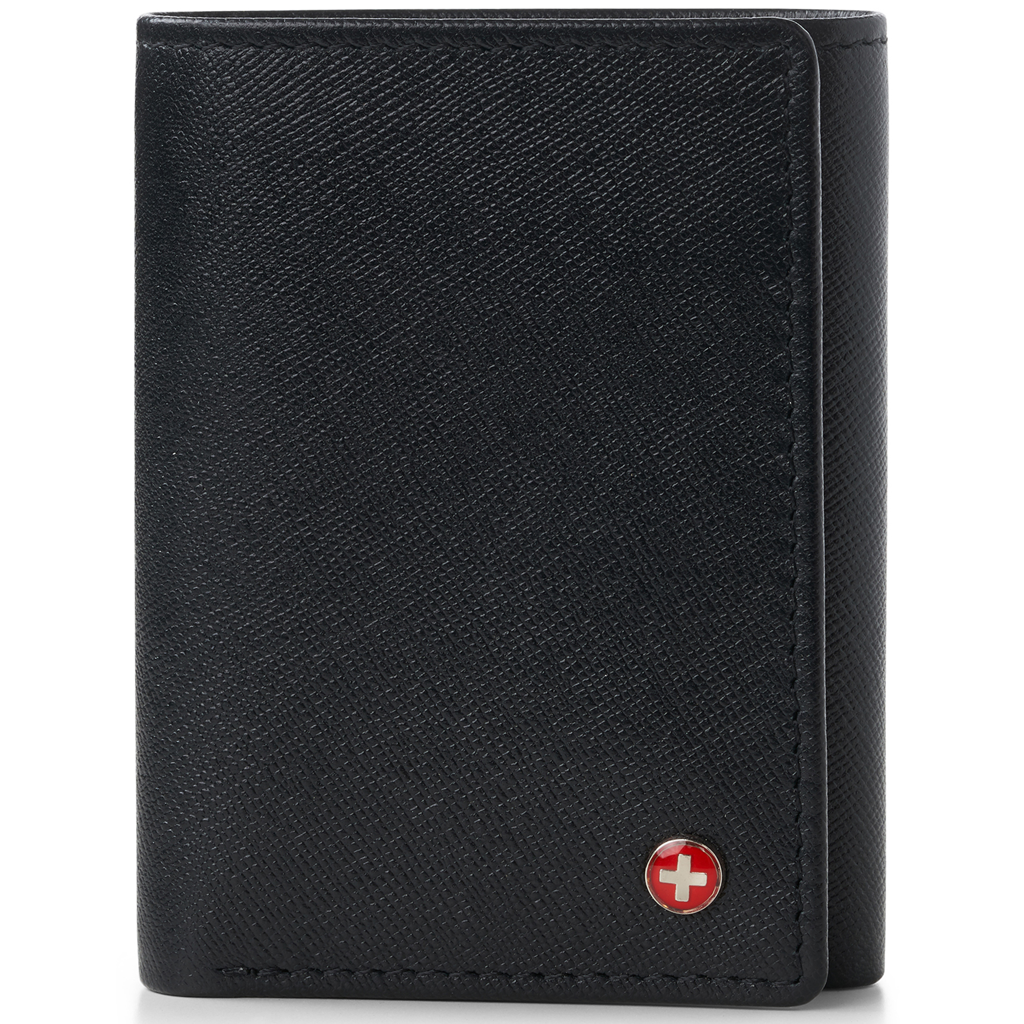 Alpine-Swiss-RFID-Mens-Wallet-Deluxe-Capacity-Trifold-With-Divided-Bill-Section thumbnail 42