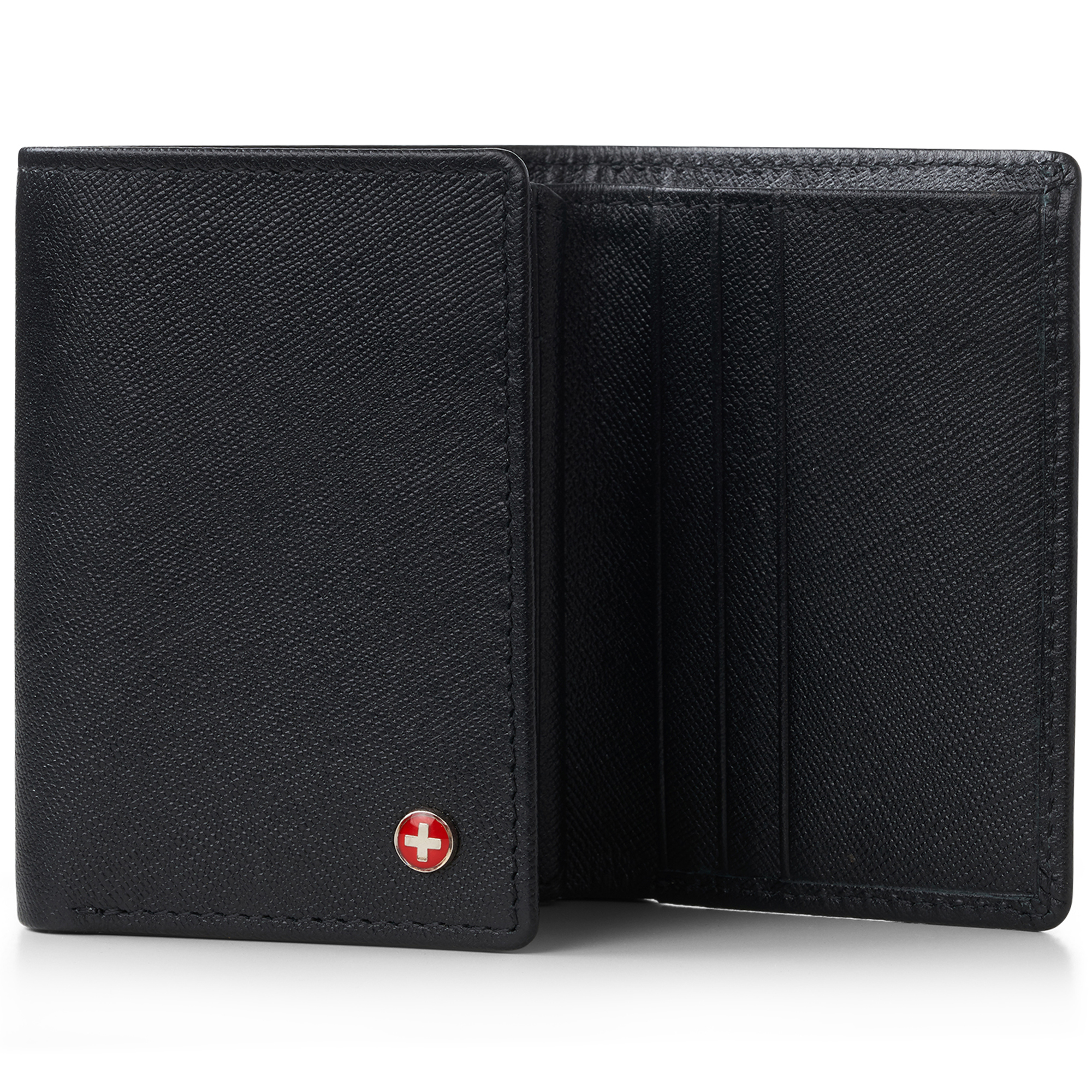 Alpine-Swiss-RFID-Mens-Wallet-Deluxe-Capacity-Trifold-With-Divided-Bill-Section thumbnail 44