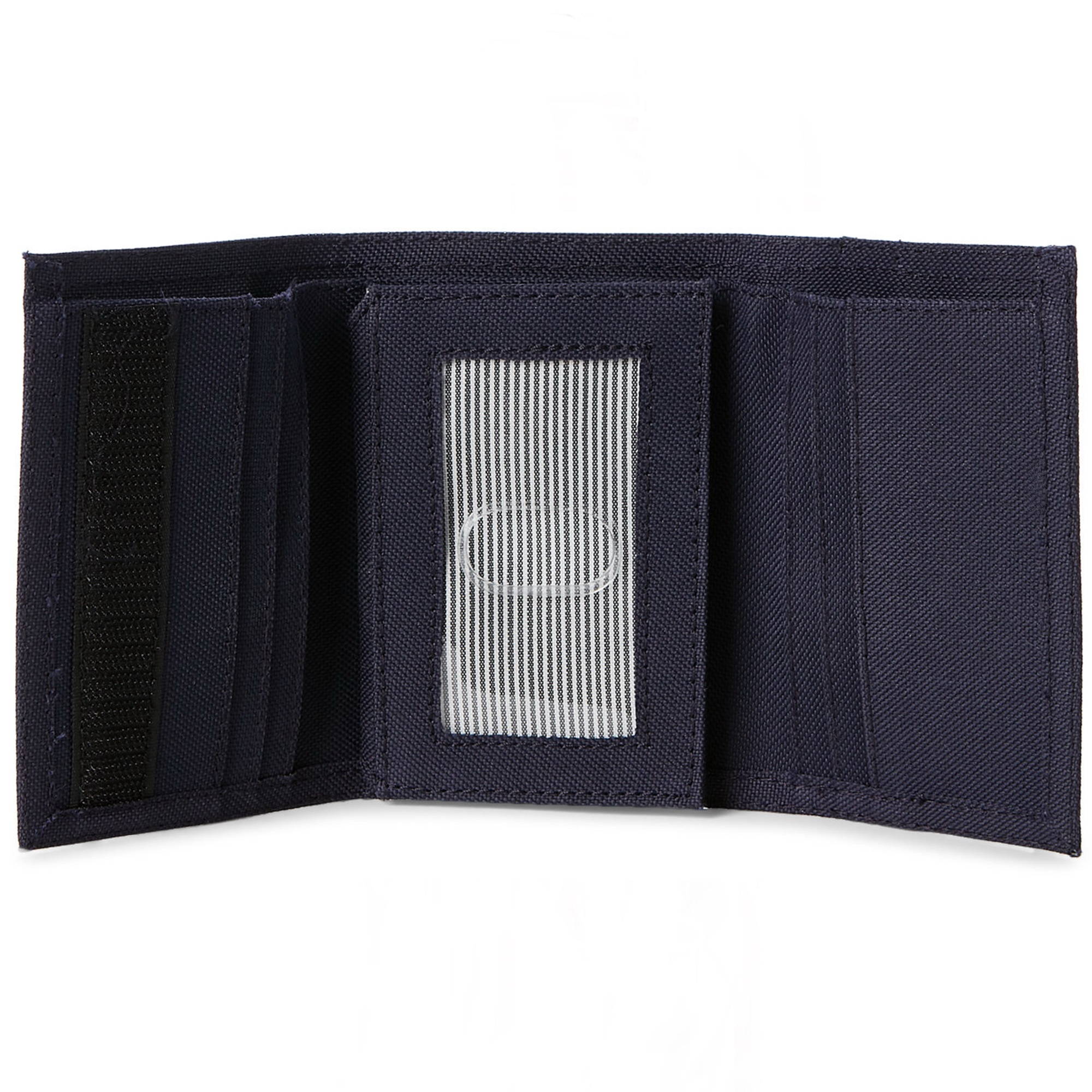 f9e26bf59314 Timberland Men s Nylon Trifold Wallet with ID Window
