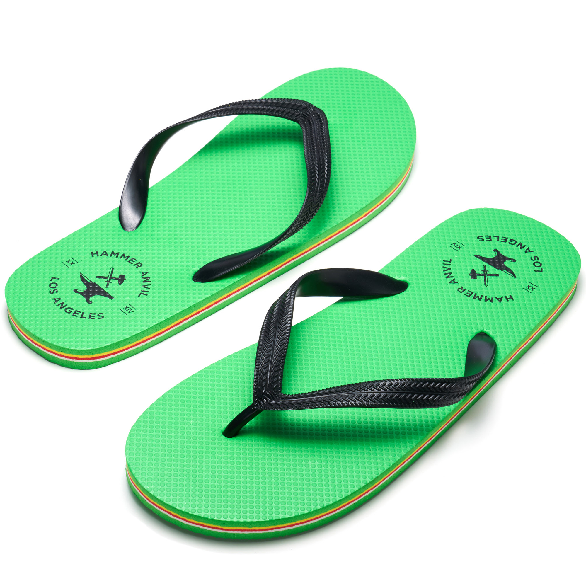 Hammer-Anvil-Mens-Flip-Flops-Casual-Thong-Summer-Sandals-Comfortable-Beach-Shoes thumbnail 22