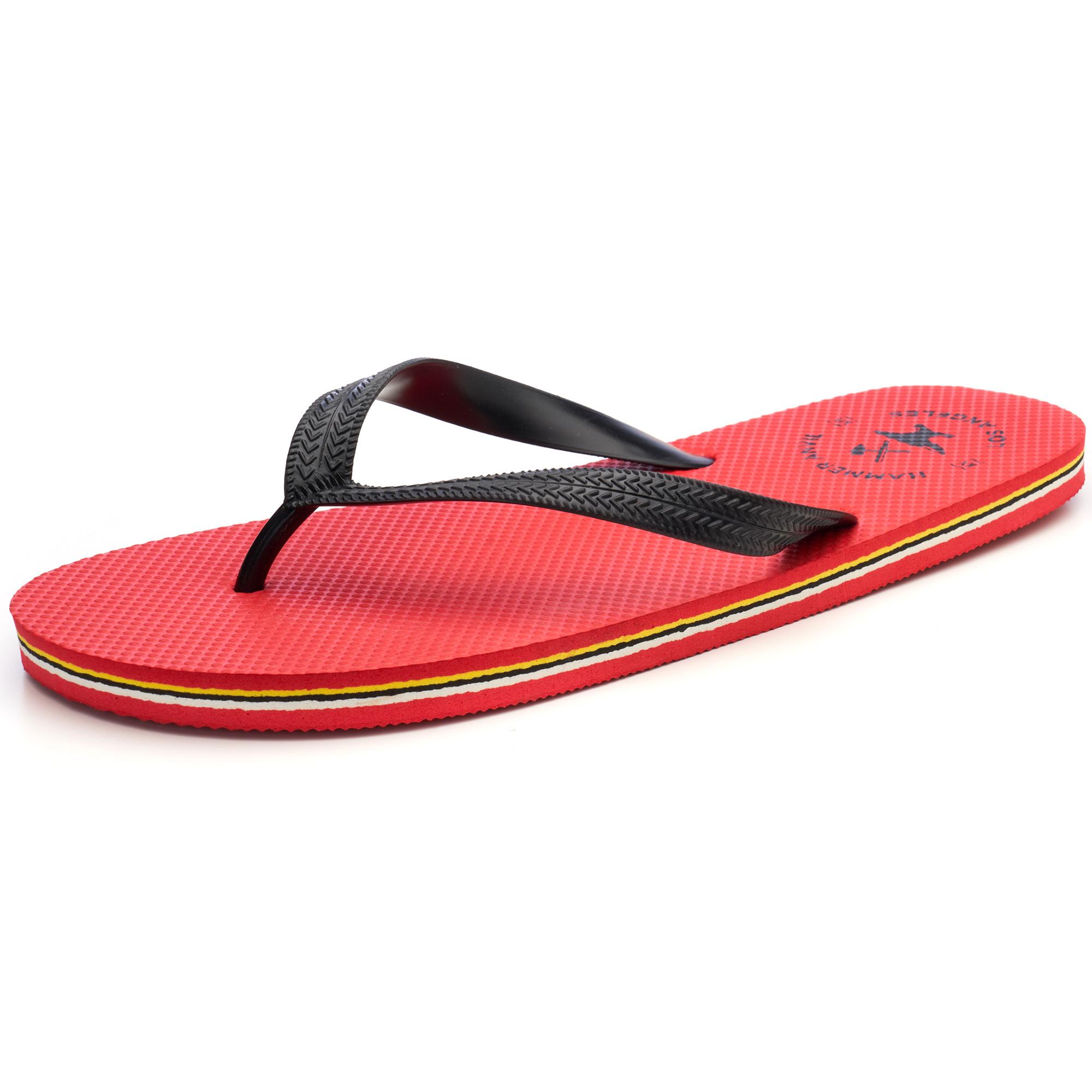 Hammer-Anvil-Mens-Flip-Flops-Casual-Thong-Summer-Sandals-Comfortable-Beach-Shoes thumbnail 40