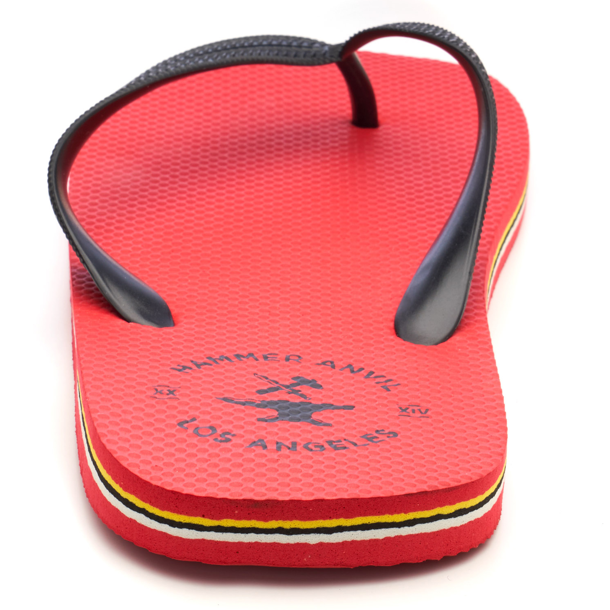 Hammer-Anvil-Mens-Flip-Flops-Casual-Thong-Summer-Sandals-Comfortable-Beach-Shoes thumbnail 44