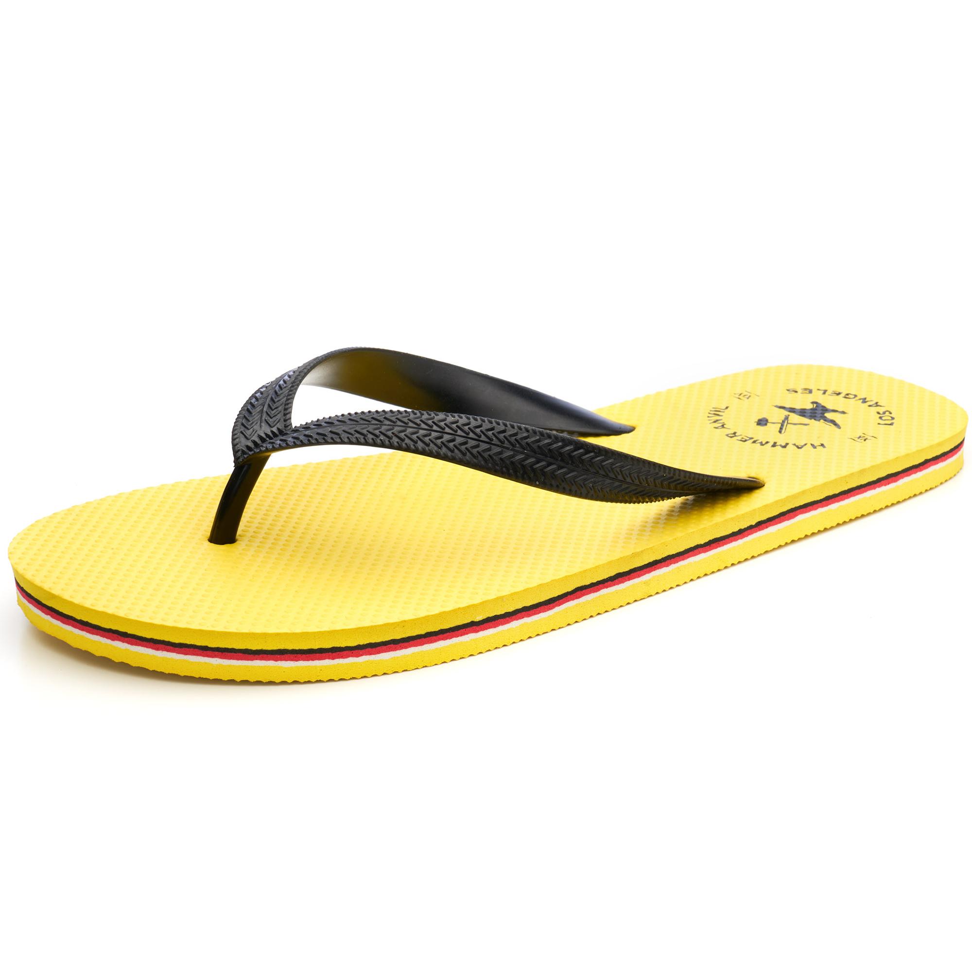 Hammer-Anvil-Mens-Flip-Flops-Casual-Thong-Summer-Sandals-Comfortable-Beach-Shoes thumbnail 46