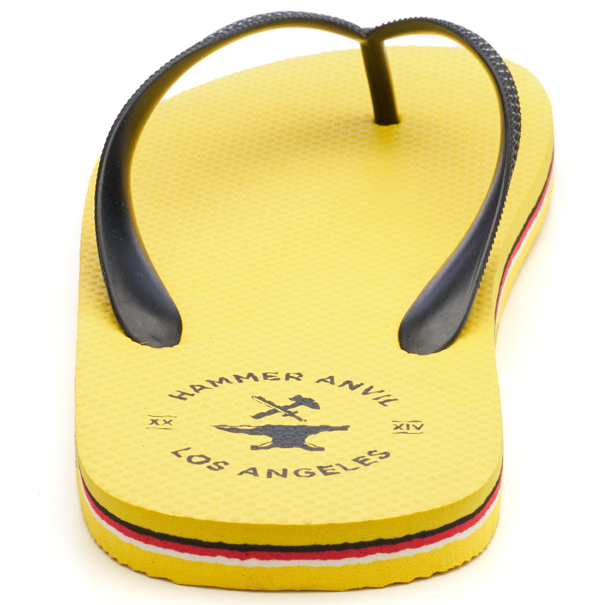 Hammer-Anvil-Mens-Flip-Flops-Casual-Thong-Summer-Sandals-Comfortable-Beach-Shoes thumbnail 50