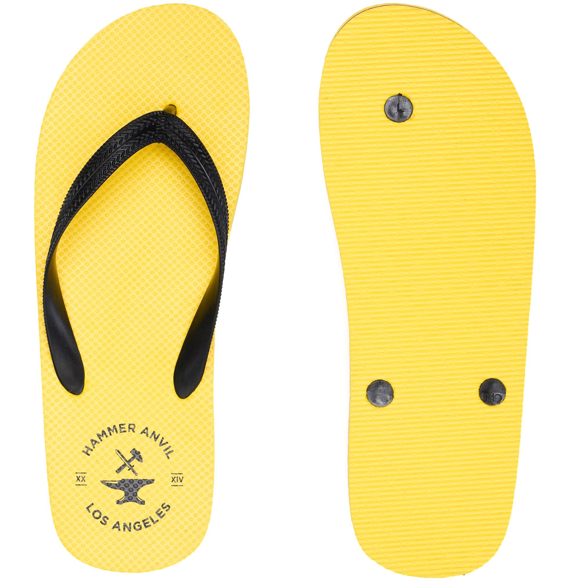 Hammer-Anvil-Mens-Flip-Flops-Casual-Thong-Summer-Sandals-Comfortable-Beach-Shoes thumbnail 49