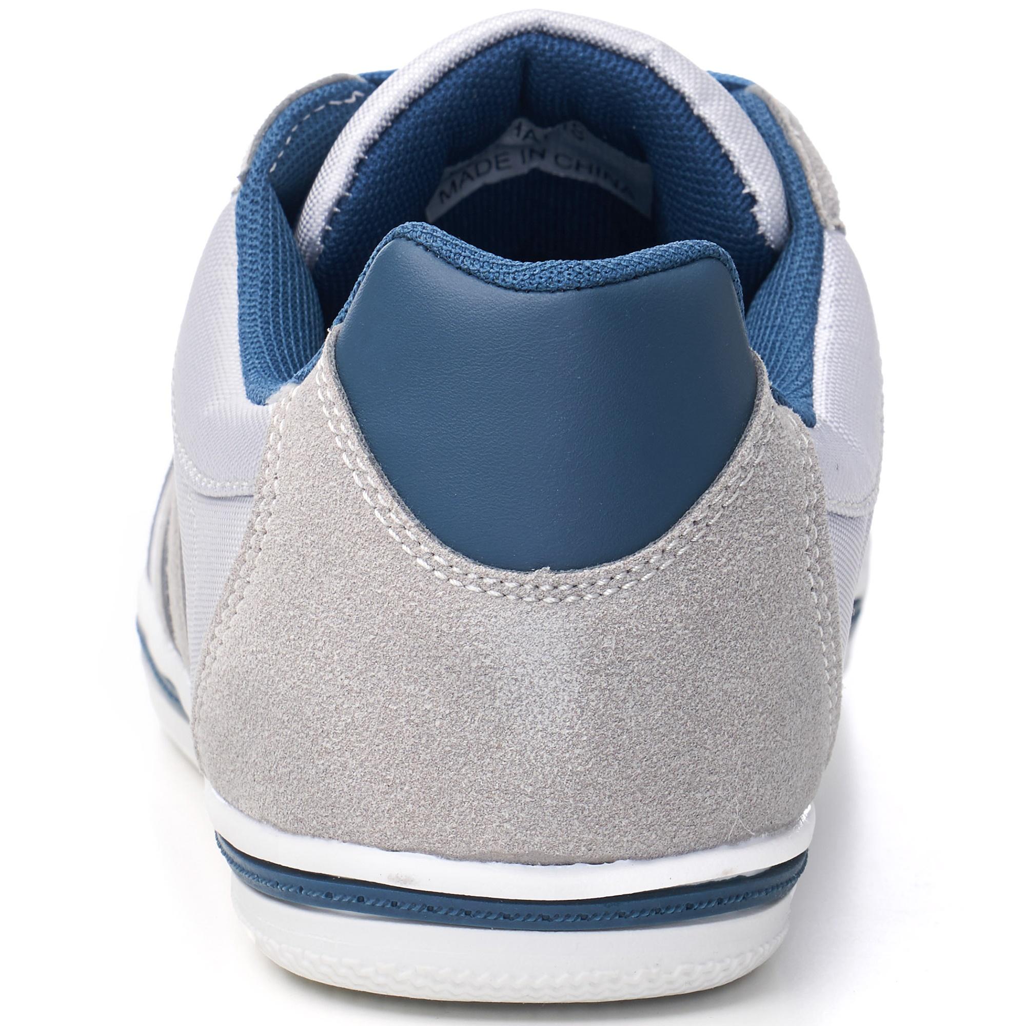 Alpine-Swiss-Haris-Mens-Retro-Striped-Athletic-Shoes-Fashion-Sneaker-Tennis-Shoe thumbnail 13
