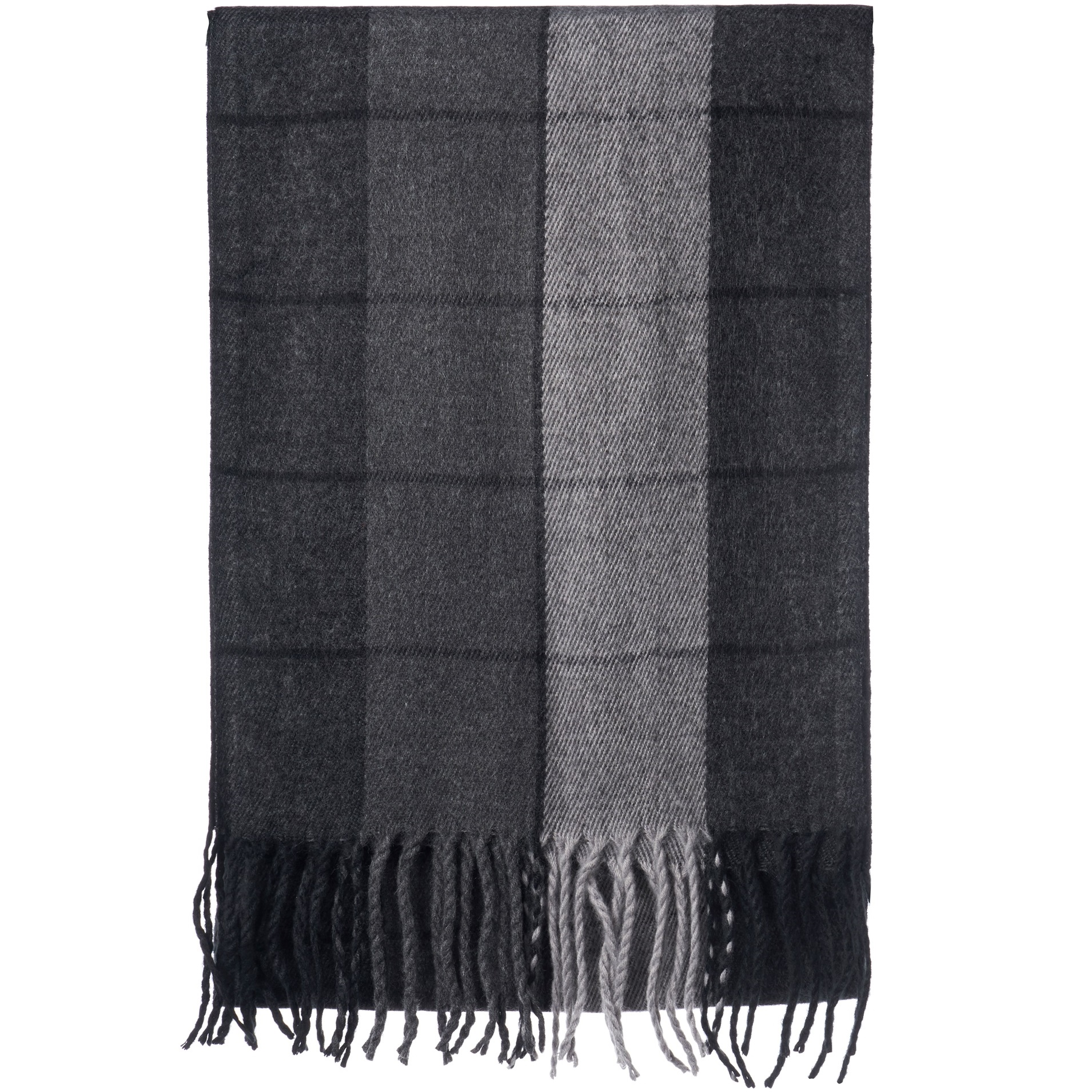 Hammer-Anvil-Mens-Plaid-Striped-Scarf-Womens-Winter-Scarves-Cashmere-Soft-Feel thumbnail 30