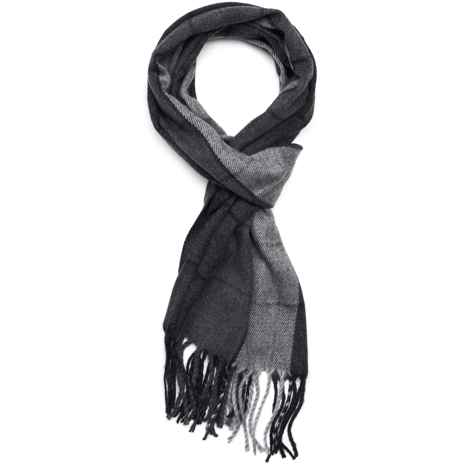 Hammer-Anvil-Mens-Plaid-Striped-Scarf-Womens-Winter-Scarves-Cashmere-Soft-Feel thumbnail 29