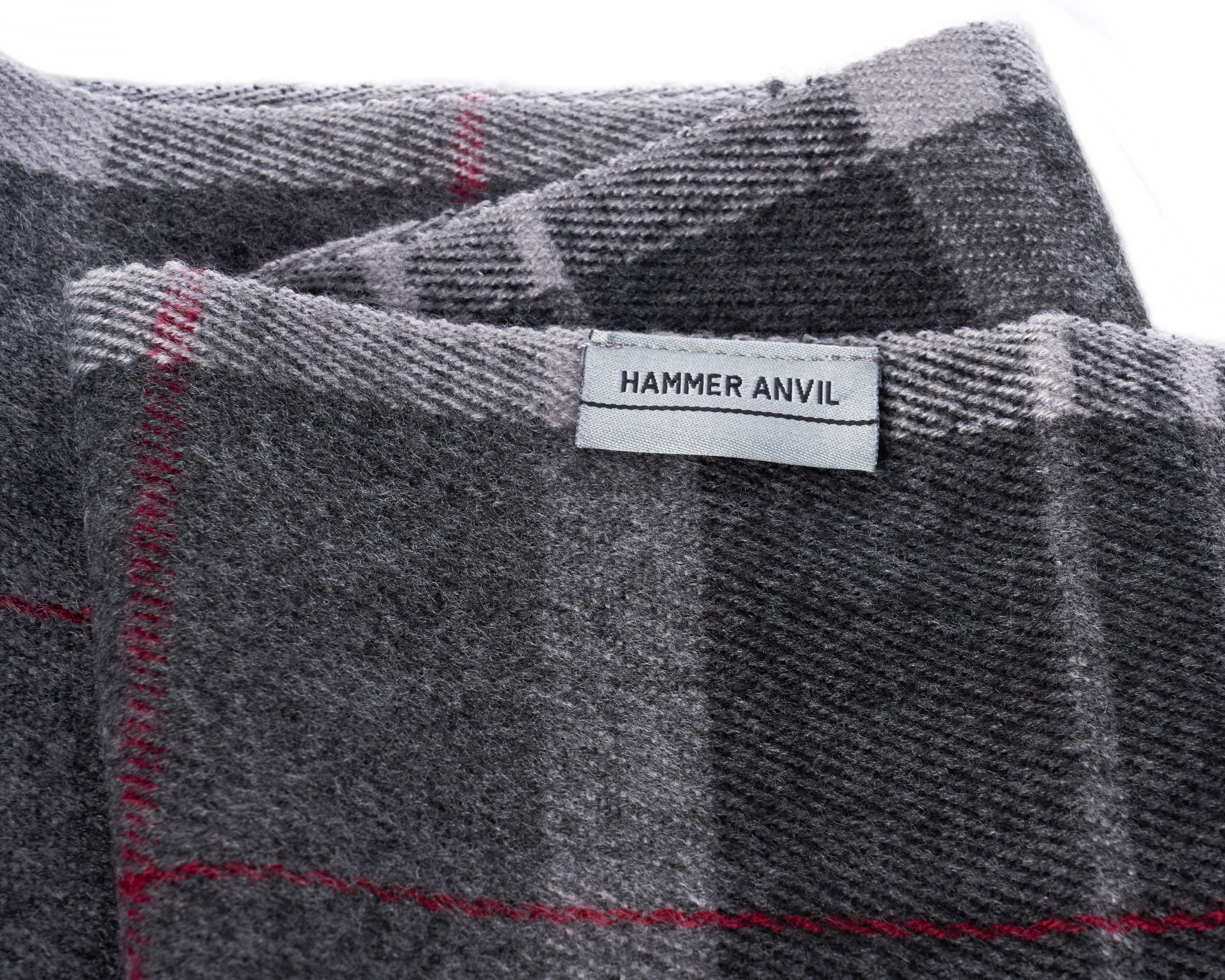 Hammer-Anvil-Mens-Plaid-Striped-Scarf-Womens-Winter-Scarves-Cashmere-Soft-Feel thumbnail 36