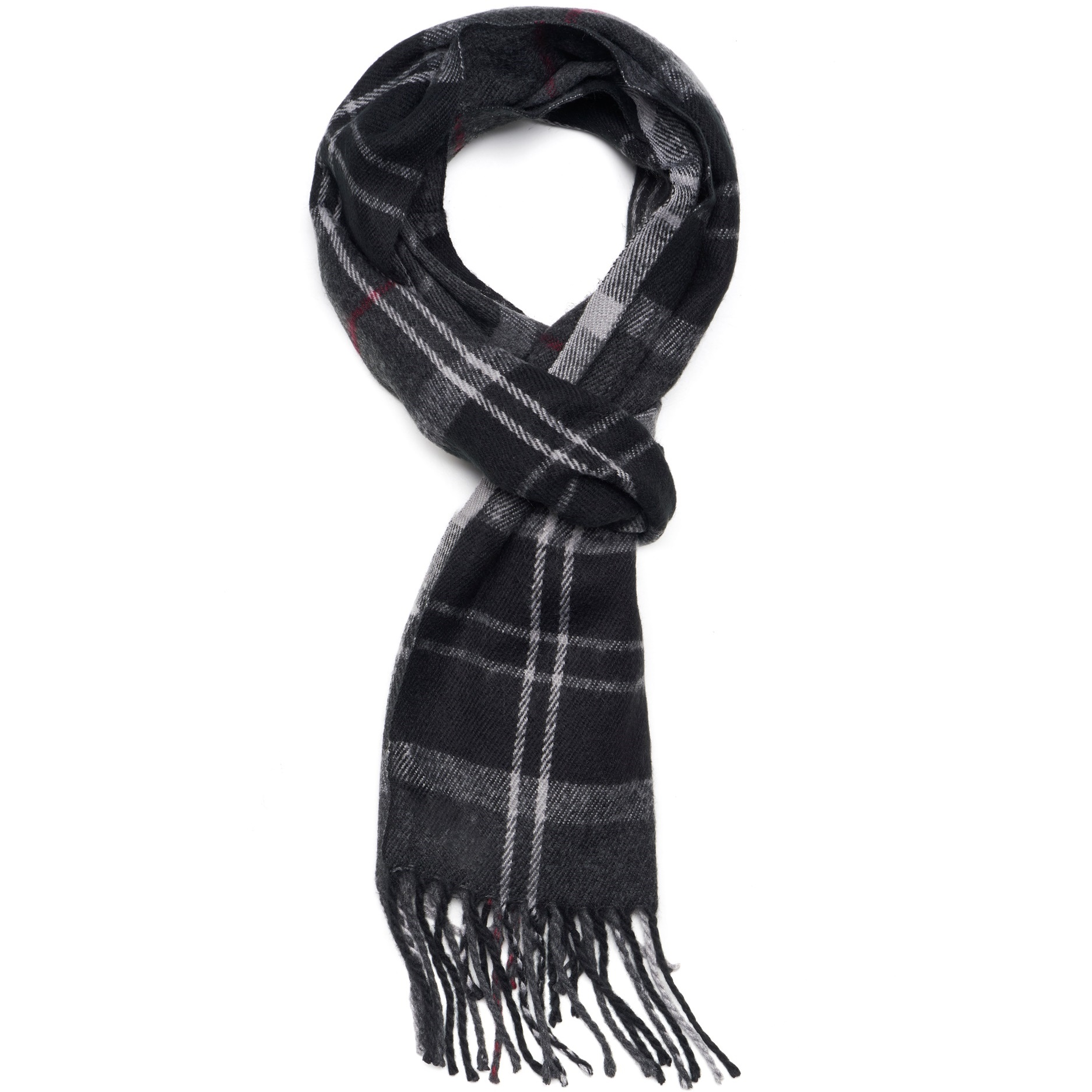 Hammer-Anvil-Mens-Plaid-Striped-Scarf-Womens-Winter-Scarves-Cashmere-Soft-Feel thumbnail 34