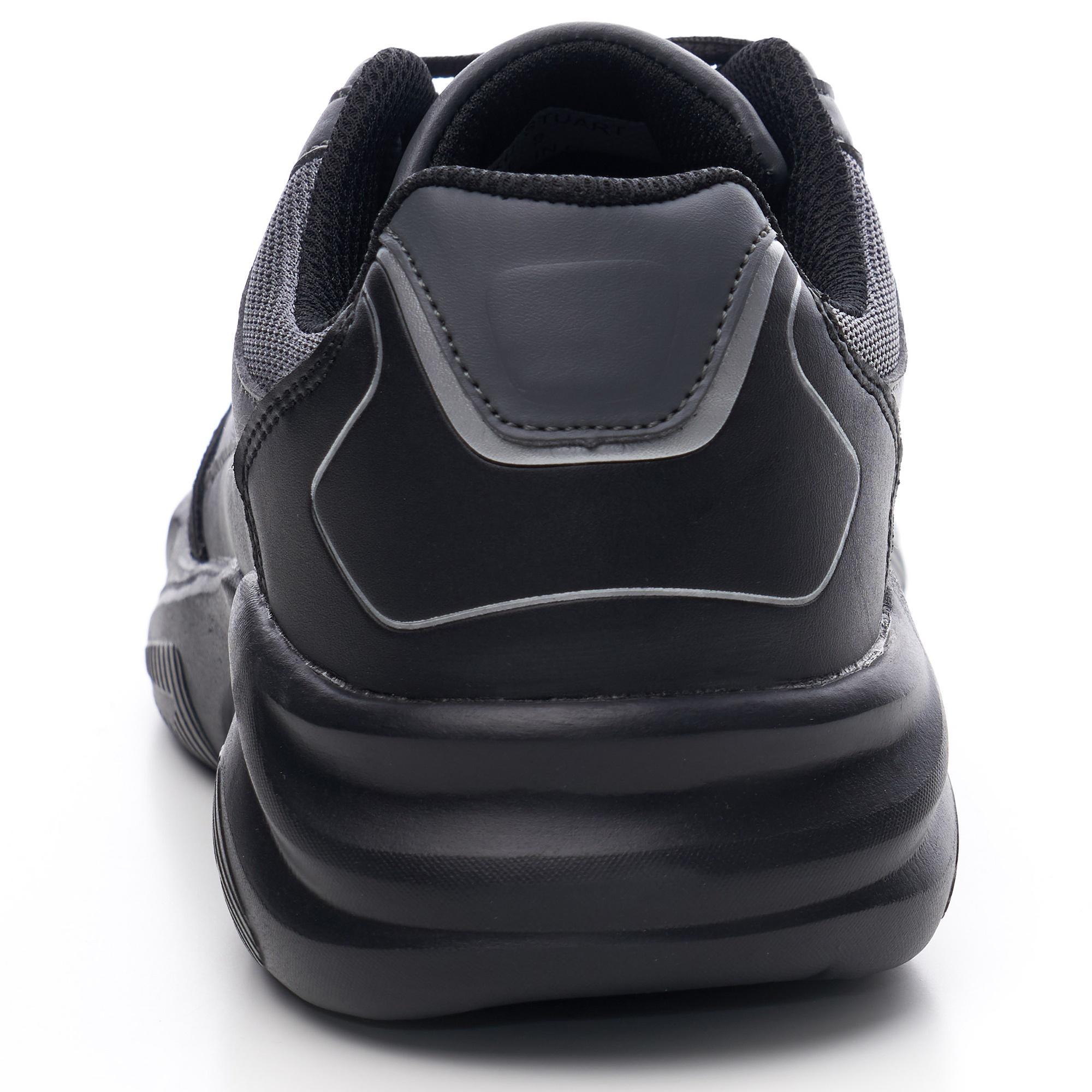 Alpine-Swiss-Stuart-Mens-Chunky-Sneakers-Retro-Platform-Dad-Tennis-Shoes thumbnail 17