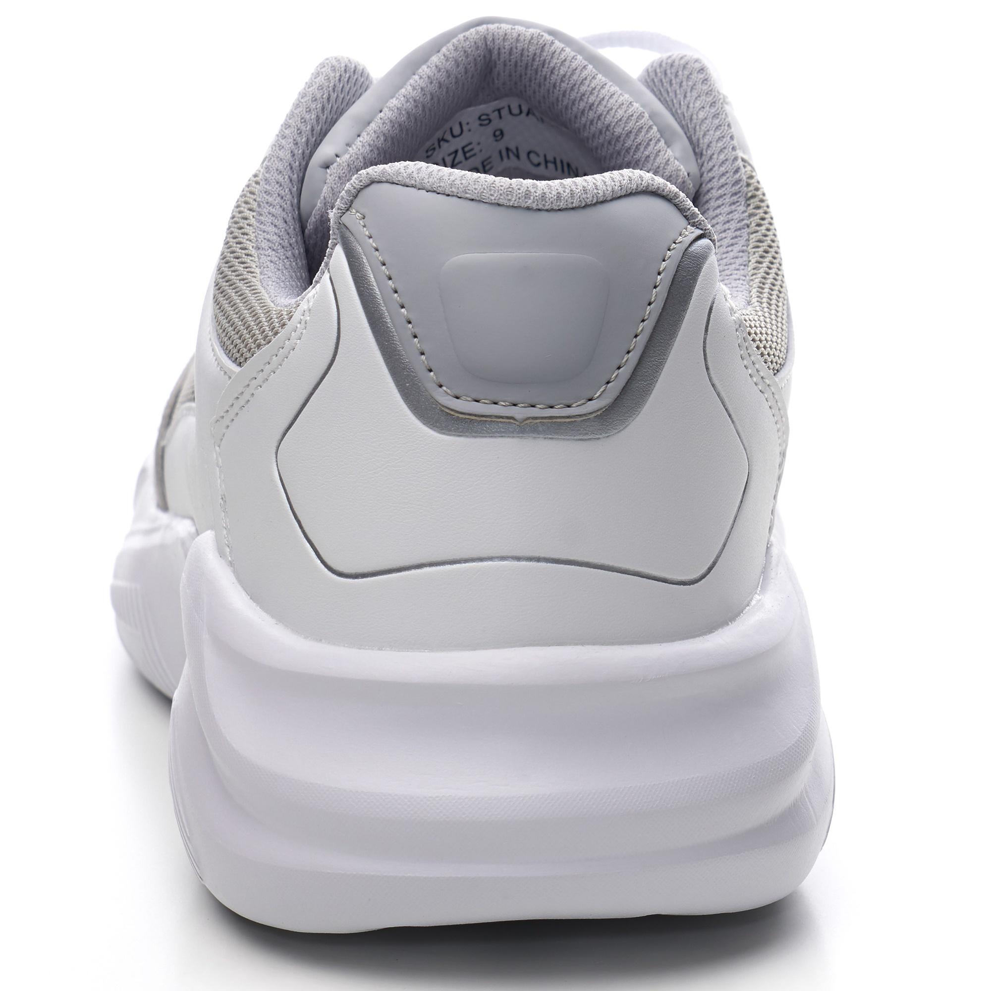 Alpine-Swiss-Stuart-Mens-Chunky-Sneakers-Retro-Platform-Dad-Tennis-Shoes thumbnail 41