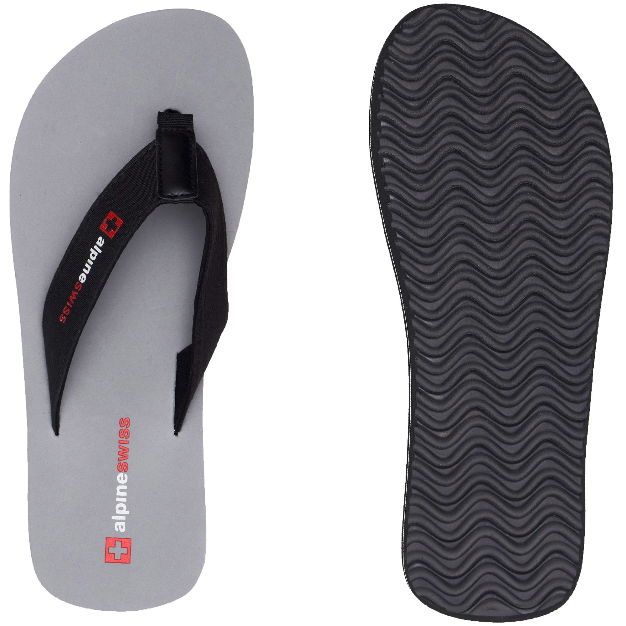 Alpine-Swiss-Mens-Flip-Flops-Beach-Sandals-Lightweight-EVA-Sole-Comfort-Thongs thumbnail 51
