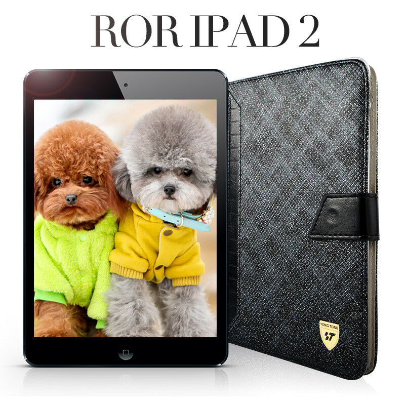 Luxury-360-Rotating-Thin-Case-Magnetic-PU-Leather-Smart-iPad-Cover-For-iPad-Air thumbnail 20
