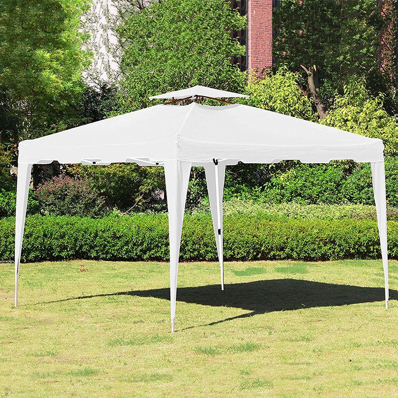 Outdoor-10-039-x-10-039-Garden-Waterproof- & Outdoor 10u0027 x 10u0027 Garden Waterproof Party Canopy Tent with ...