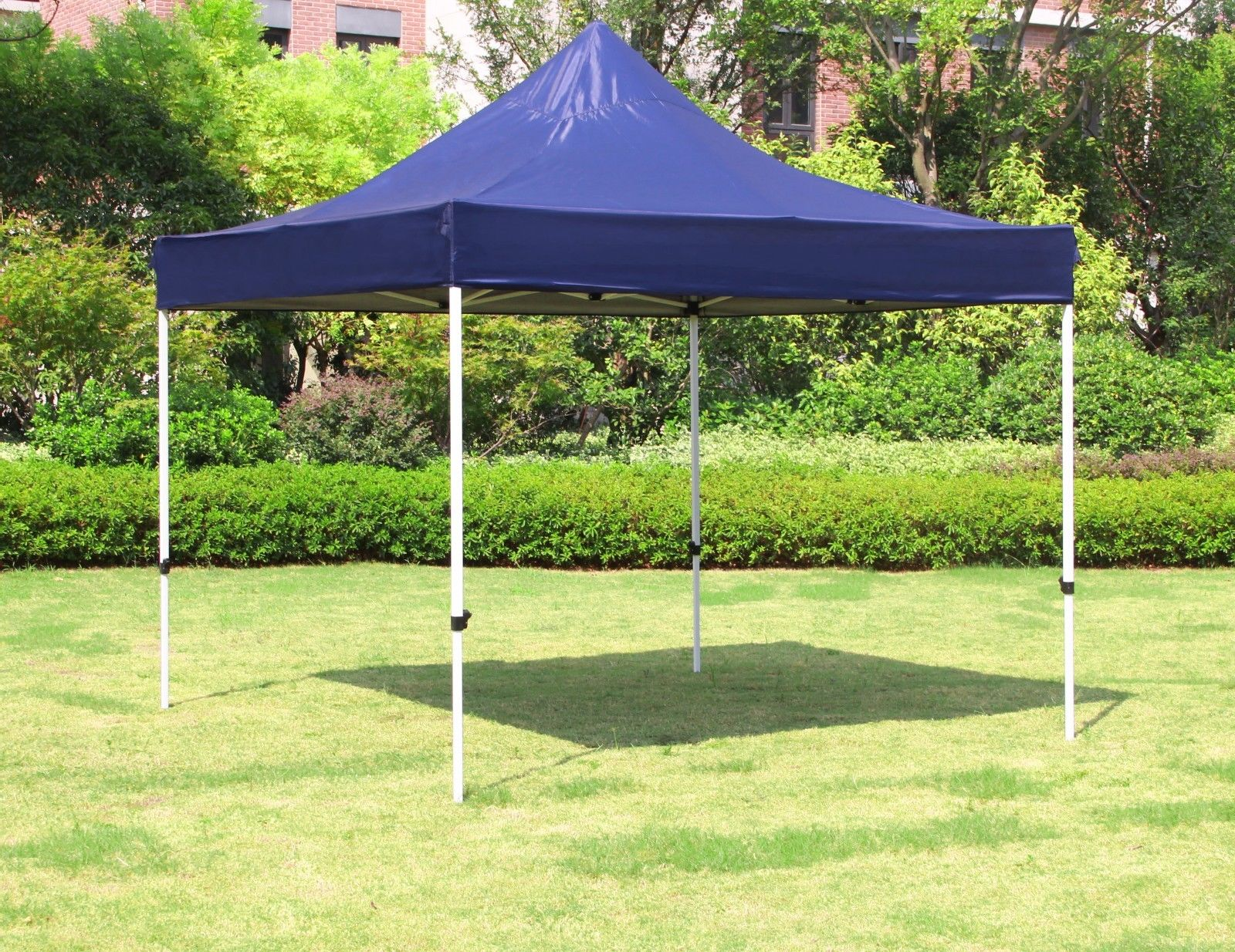 Outdoor-Garden-Gazebo-Portable-Shade-Folding-Canopy-Tent- & Outdoor Garden Gazebo Portable Shade Folding Canopy Tent 10 x 10 ...