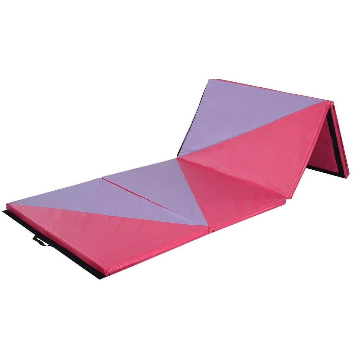 guide top yipuieq folding soozier gymnastic leather gymnastics complete mat for home best review mats tumbling pu