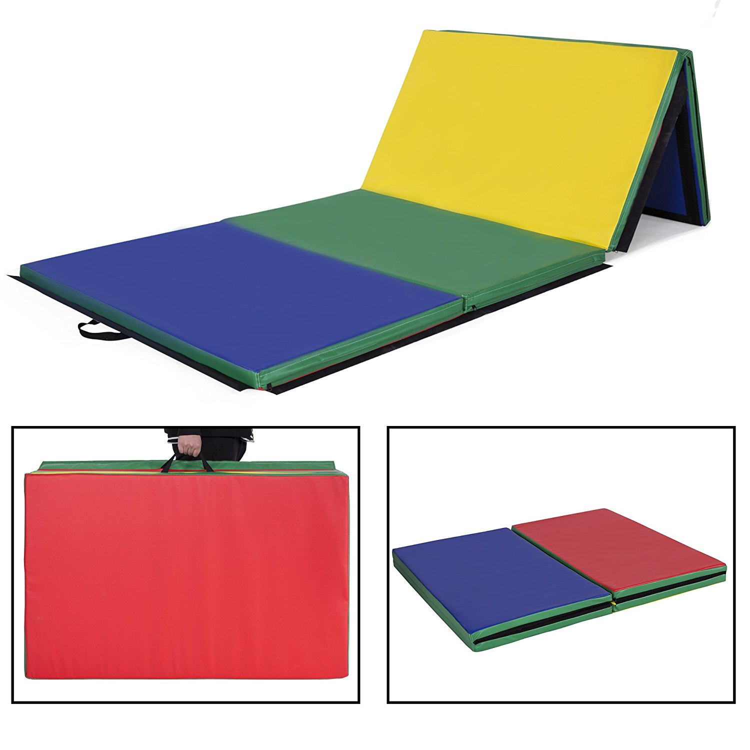 use net for best mats choice folding products home bestchoiceproducts allaboutyouth rakuten mat gymnastics