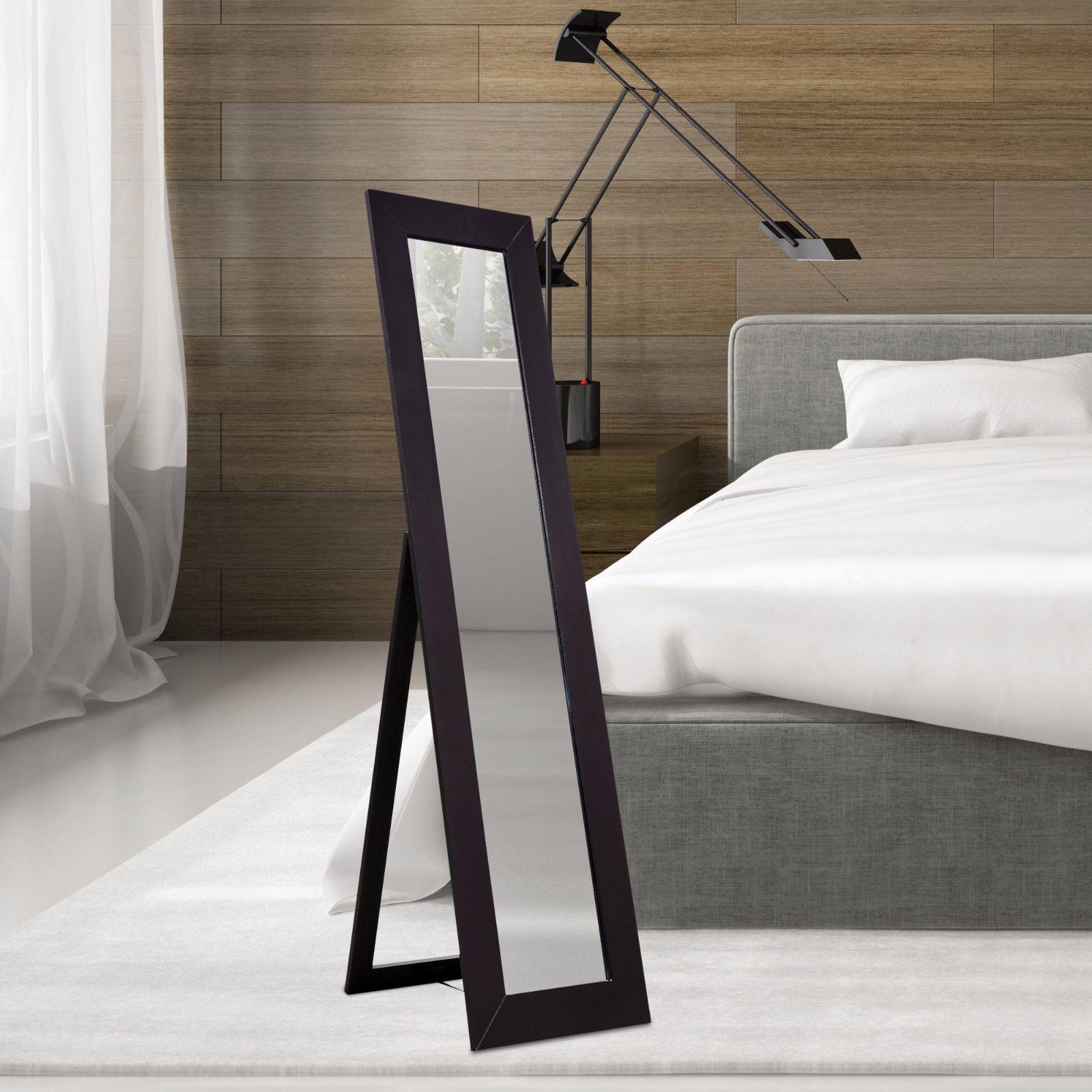 Dressing Mirror Rectangular Cheval Full Length Floor Mirror ...