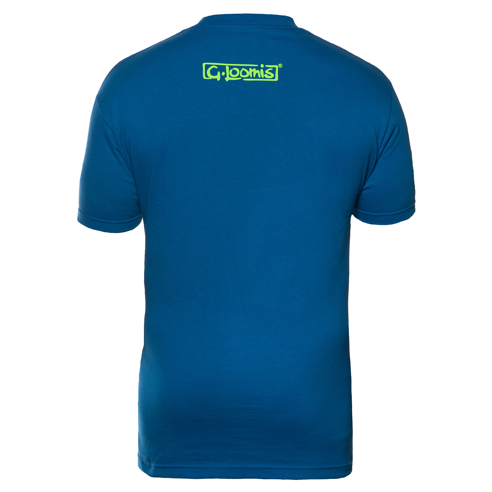 G-Loomis-Skeleton-Fish-Corpo-Short-Sleeve-Fishing-T-Shirt-Select-Size-amp-Color thumbnail 3