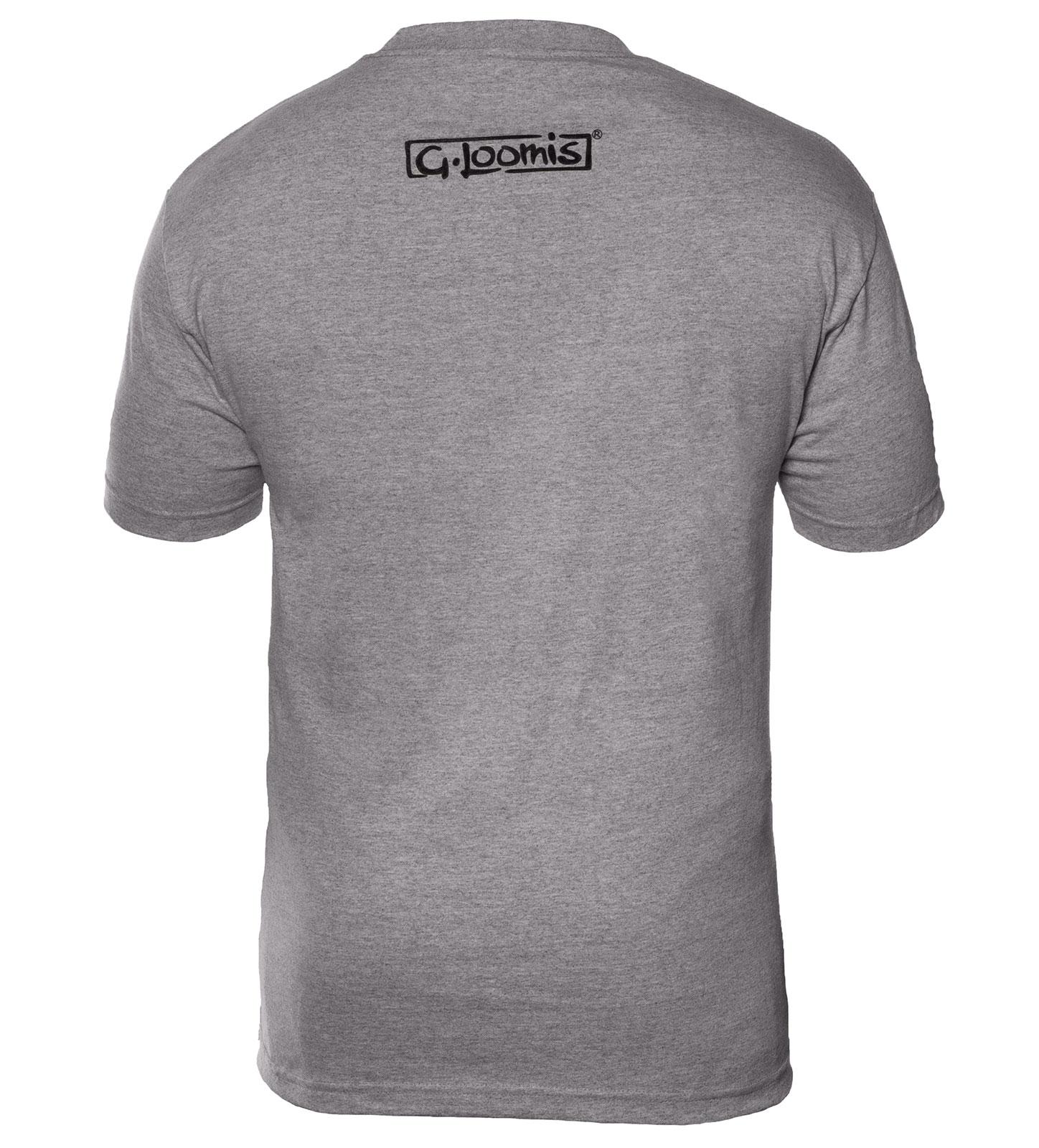 G-Loomis-Skeleton-Fish-Corpo-Short-Sleeve-Fishing-T-Shirt-Select-Size-amp-Color thumbnail 8