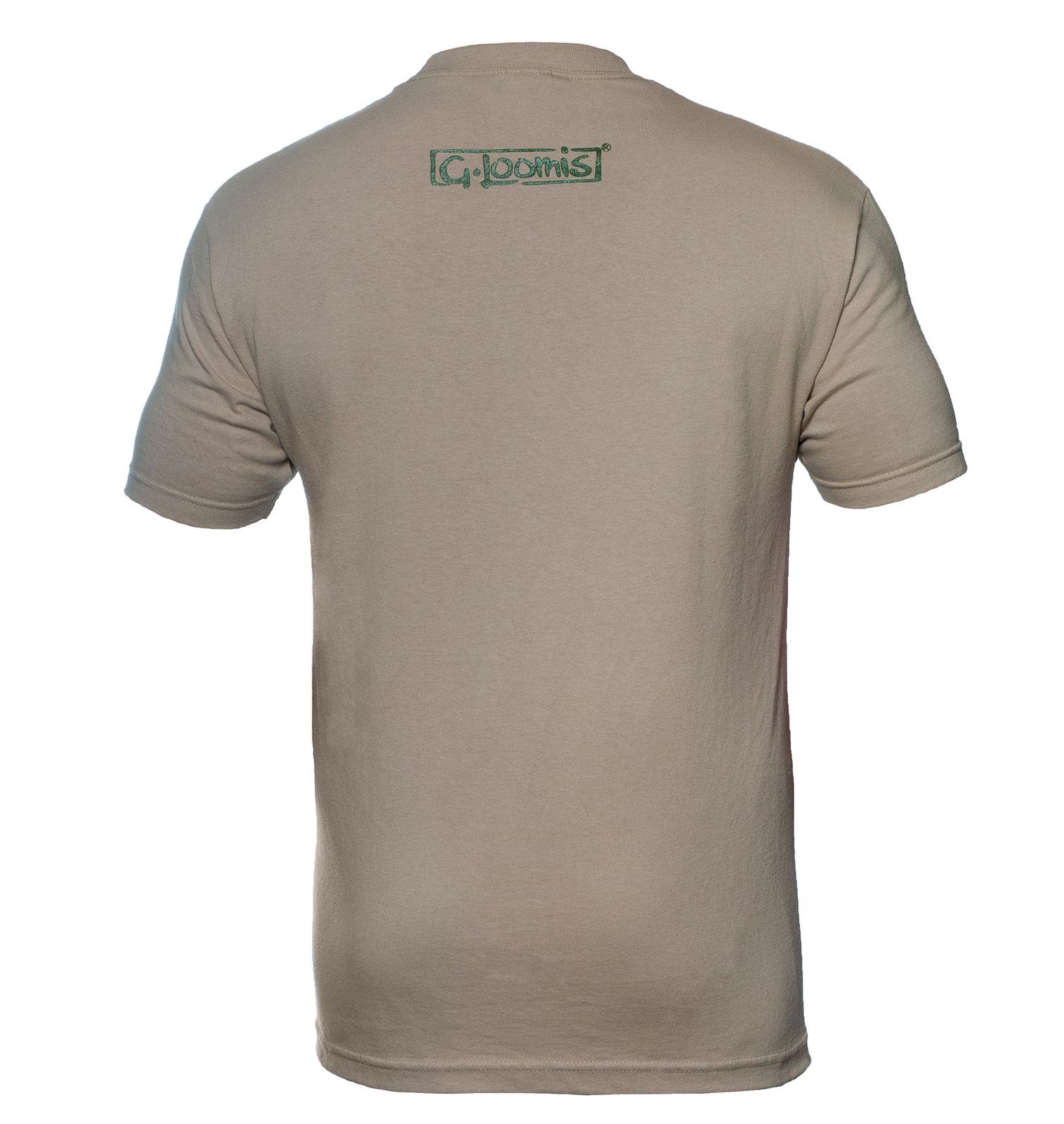 G-Loomis-Skeleton-Fish-Corpo-Short-Sleeve-Fishing-T-Shirt-Select-Size-amp-Color thumbnail 10